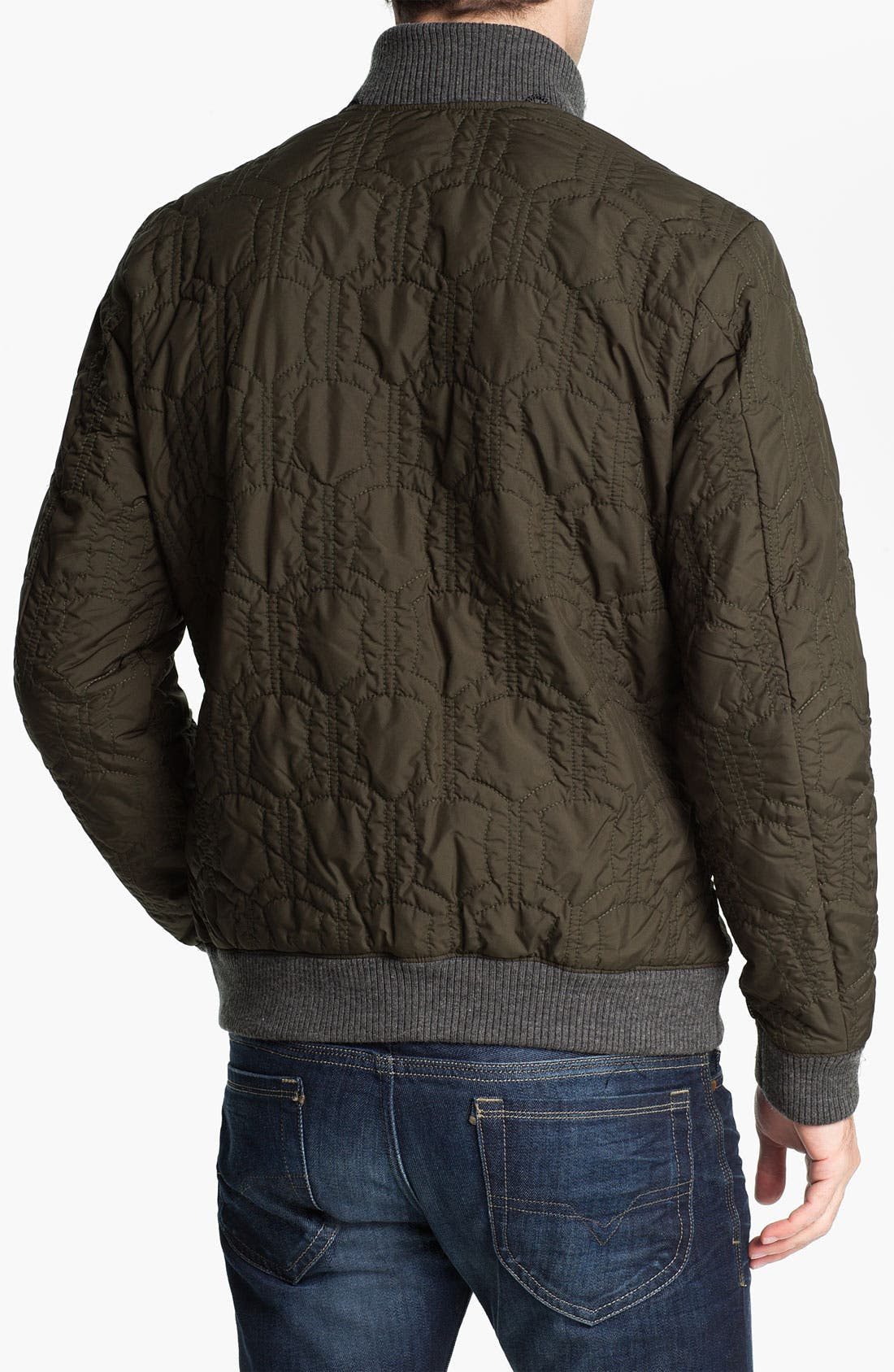 Alternate Image 2  - Victorinox Swiss Army® Insulated Reversible Liner Jacket (Online Exclusive)