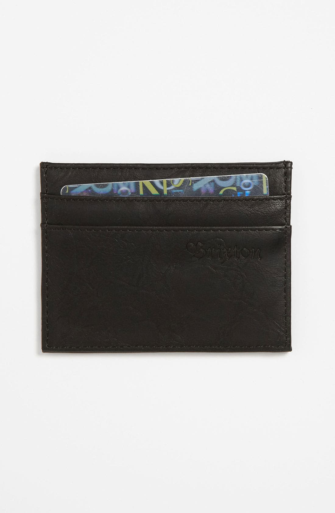 Main Image - Brixton 'Otis' Card Case