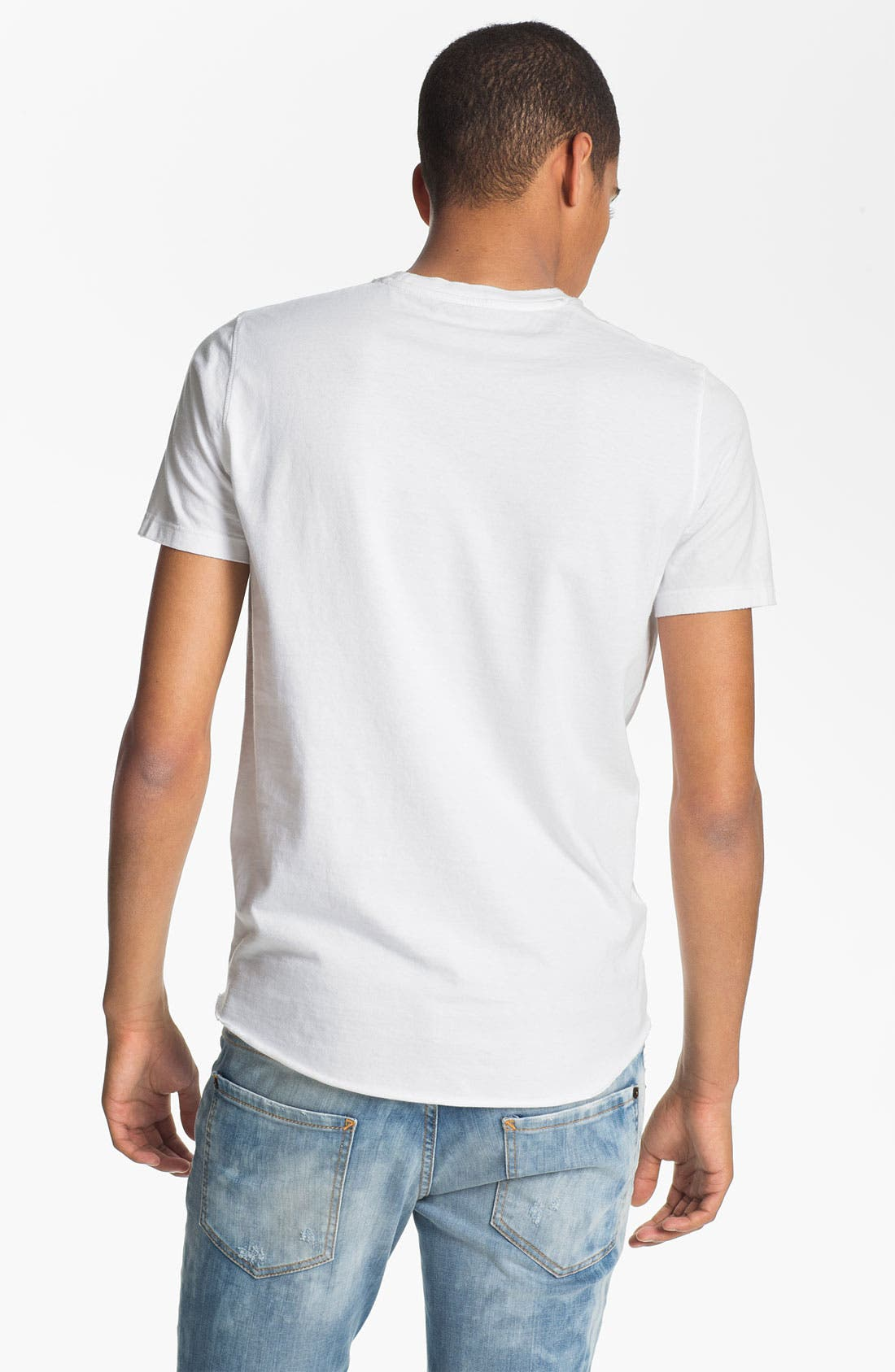 Alternate Image 2  - Dsquared2 'Skull' Graphic T-Shirt