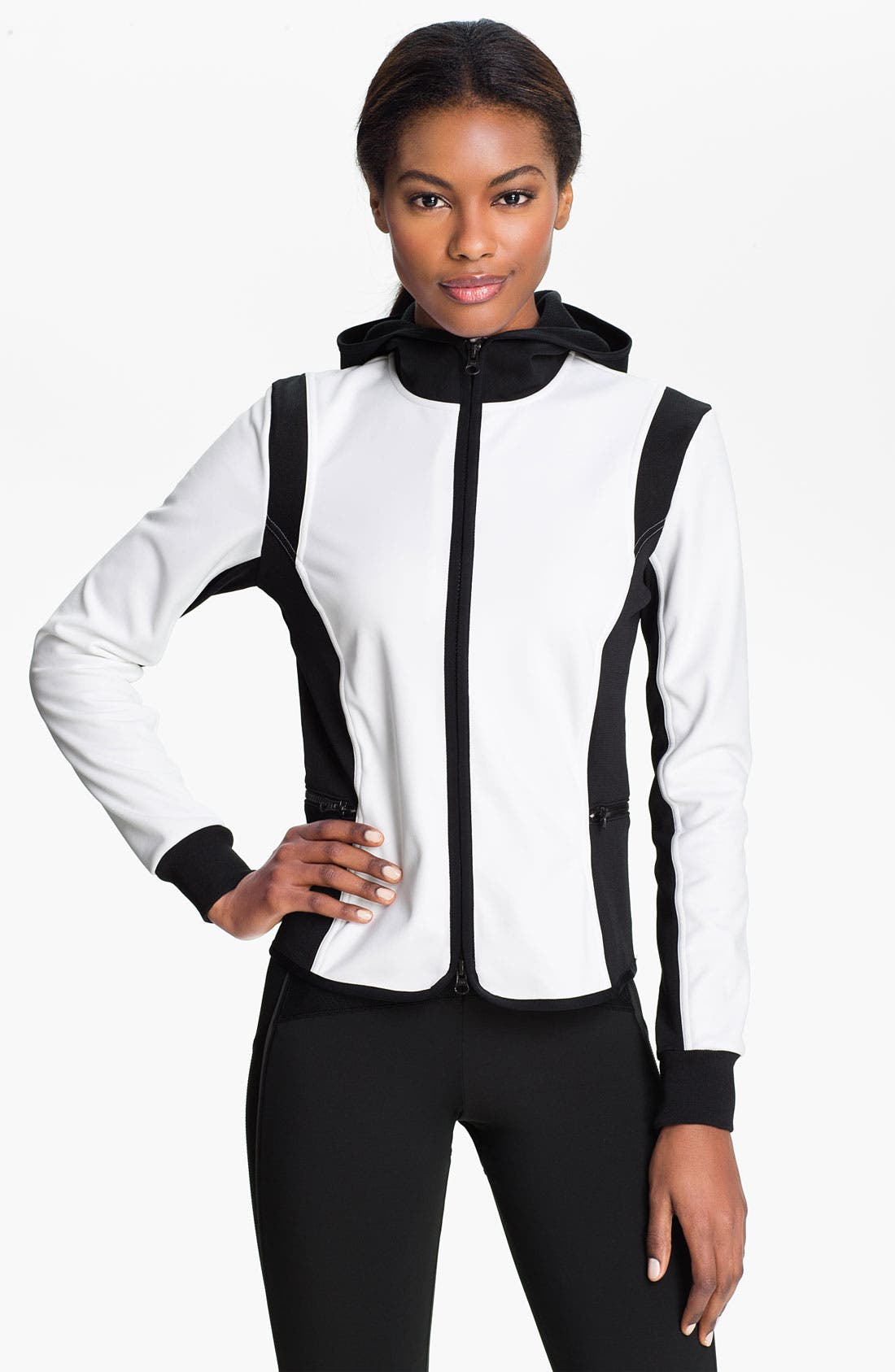 Alternate Image 1 Selected - adidas by Stella McCartney 'Run' Performance Midair Jacket