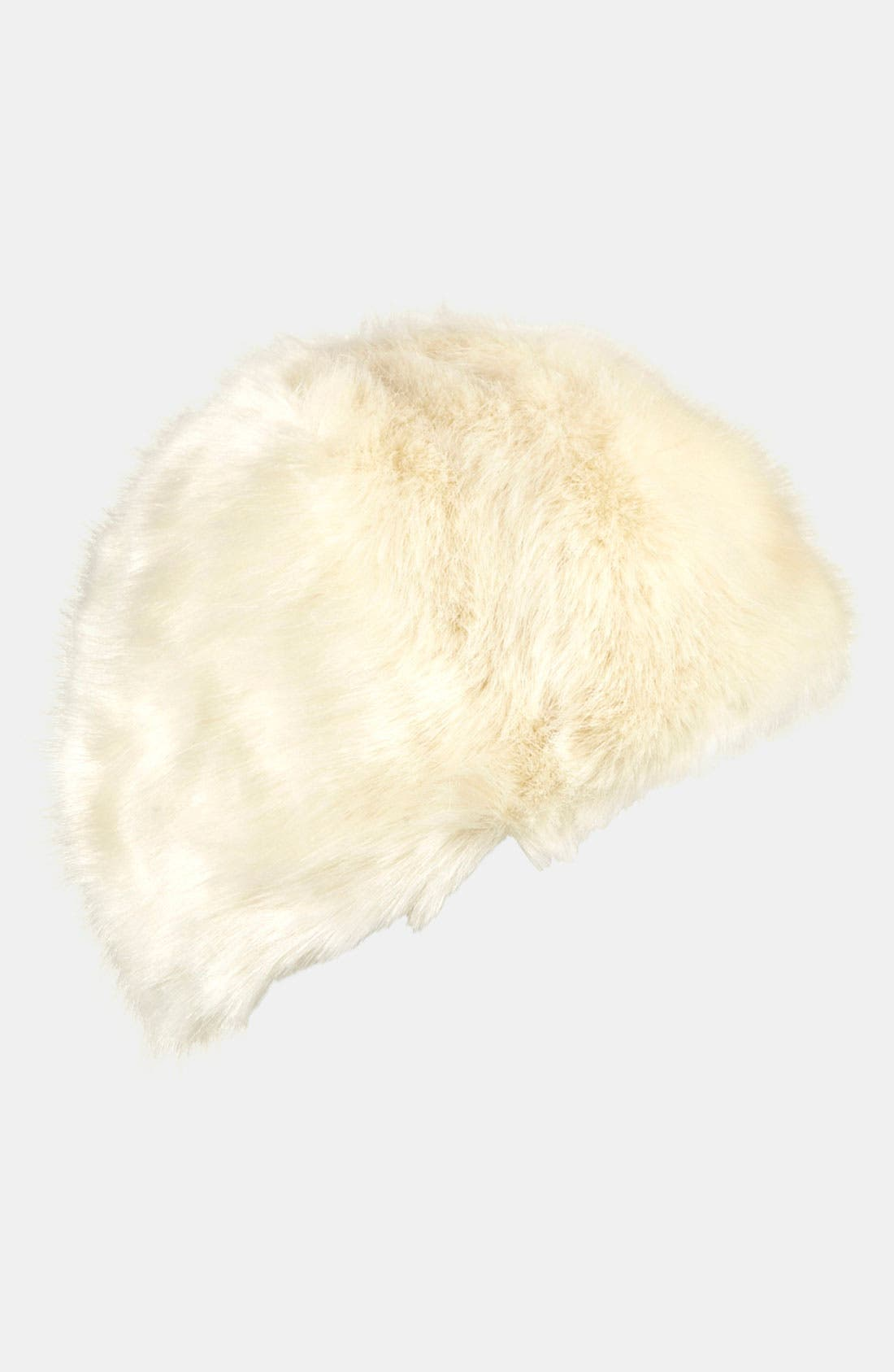 Main Image - Topshop Faux Fur Hat