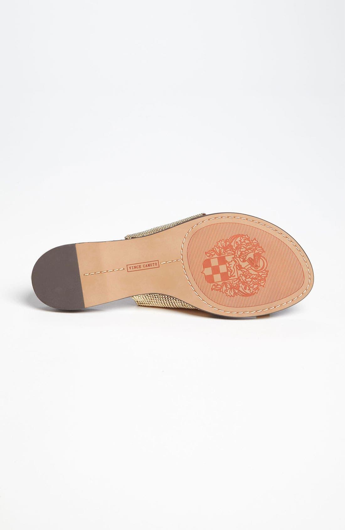 Alternate Image 4  - Vince Camuto 'Athens' Sandal (Online Only)