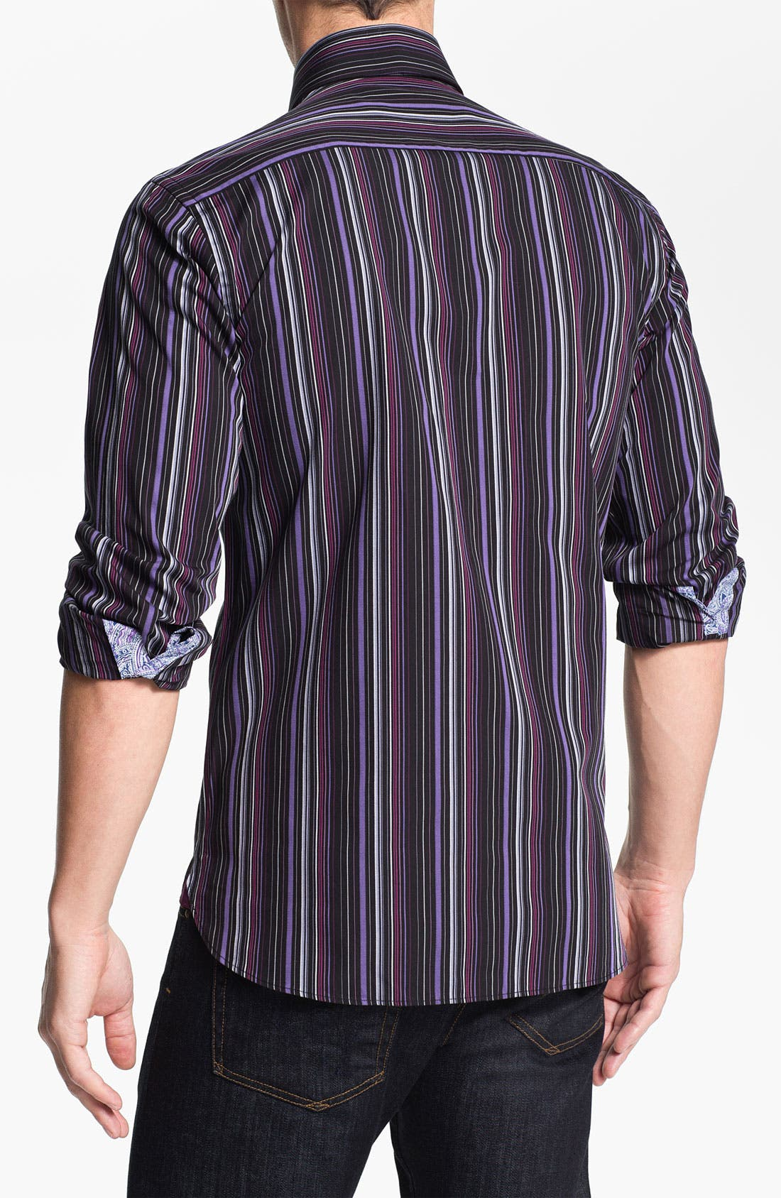 Alternate Image 2  - Report Collection Trim Fit Sport Shirt