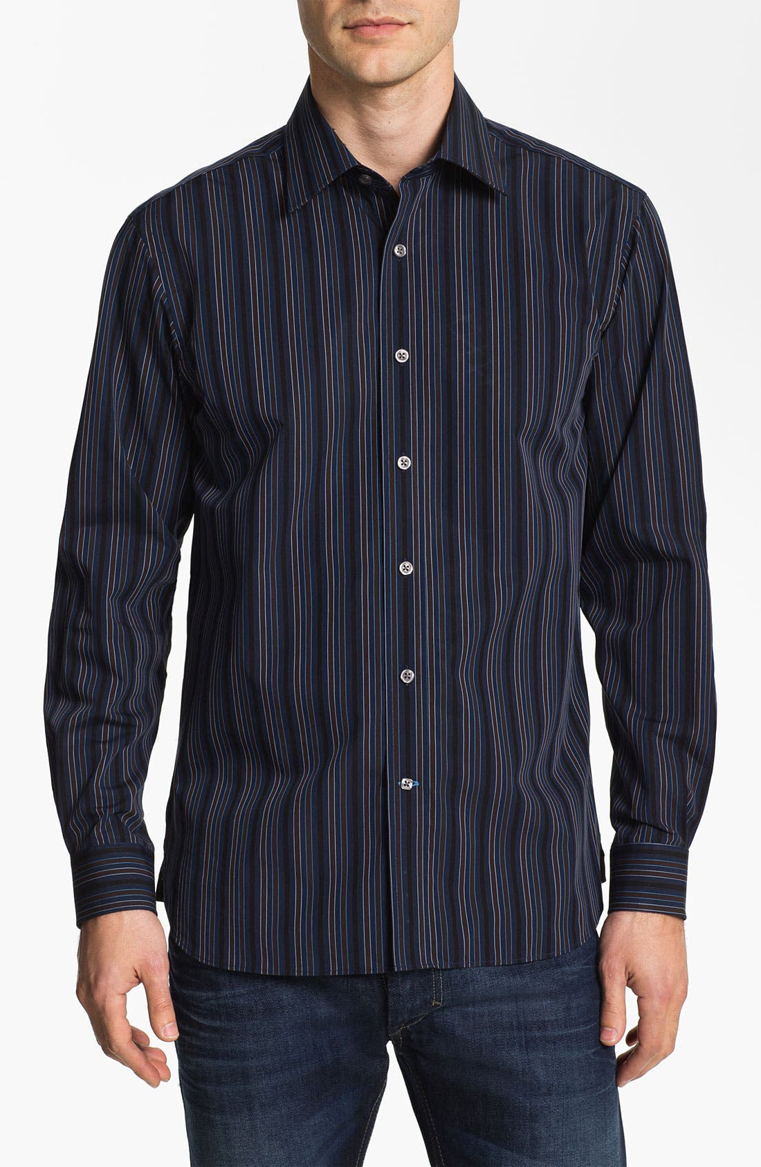 Alternate Image 1 Selected - Report Collection Trim Fit Sport Shirt (Online Exclusive)