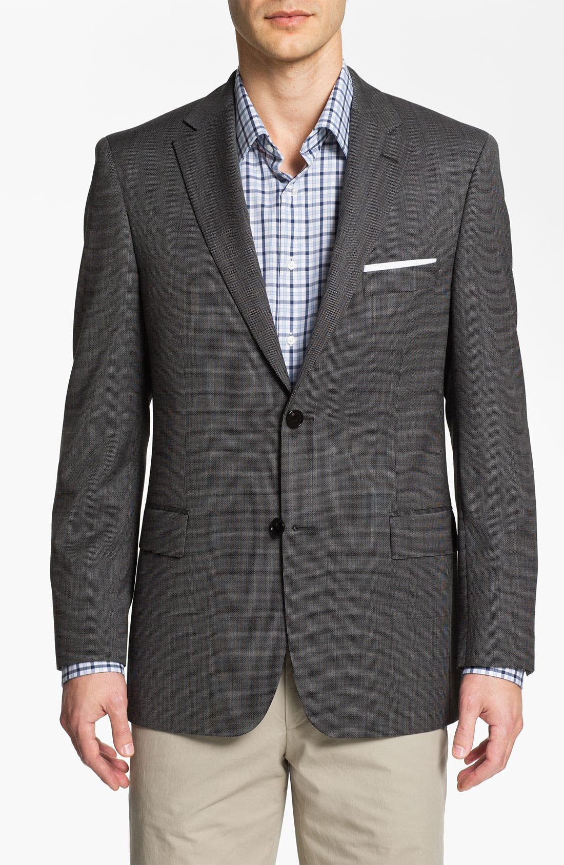 Alternate Image 1 Selected - BOSS HUGO BOSS 'Pasini' Blazer