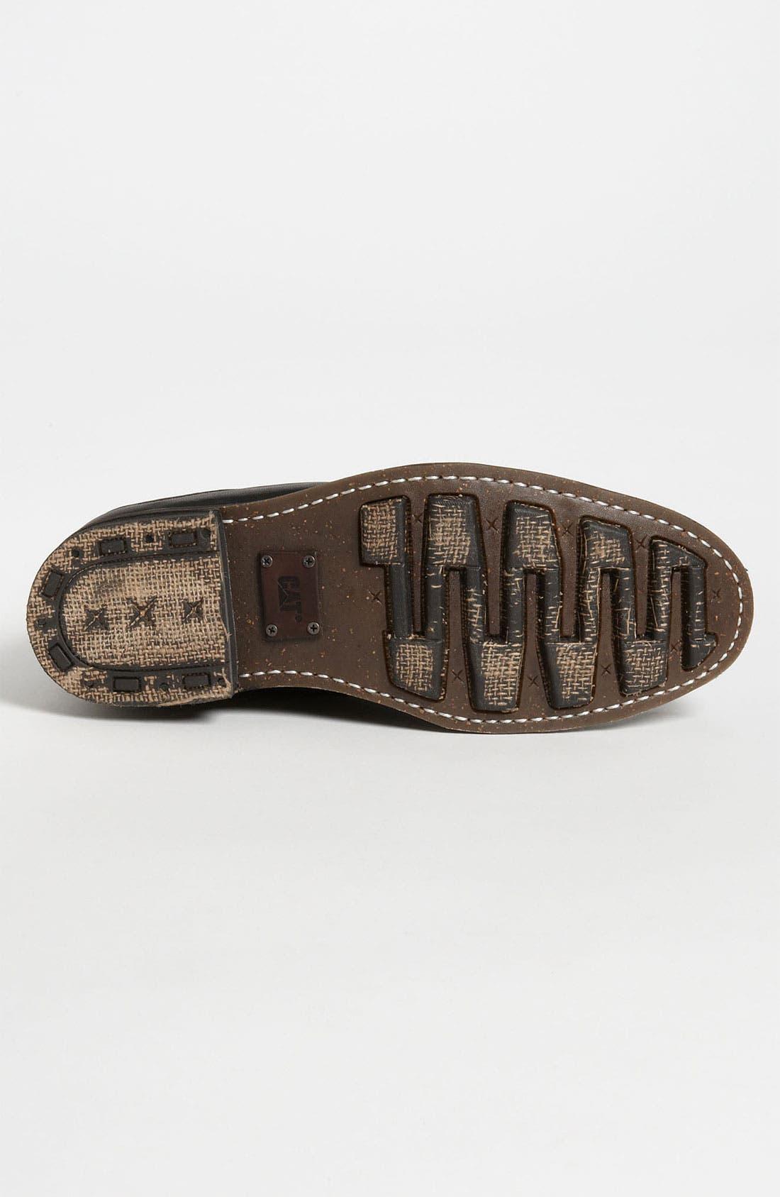 Alternate Image 4  - Caterpillar 'Isaac' Wingtip Boot (Online Only) (Men)