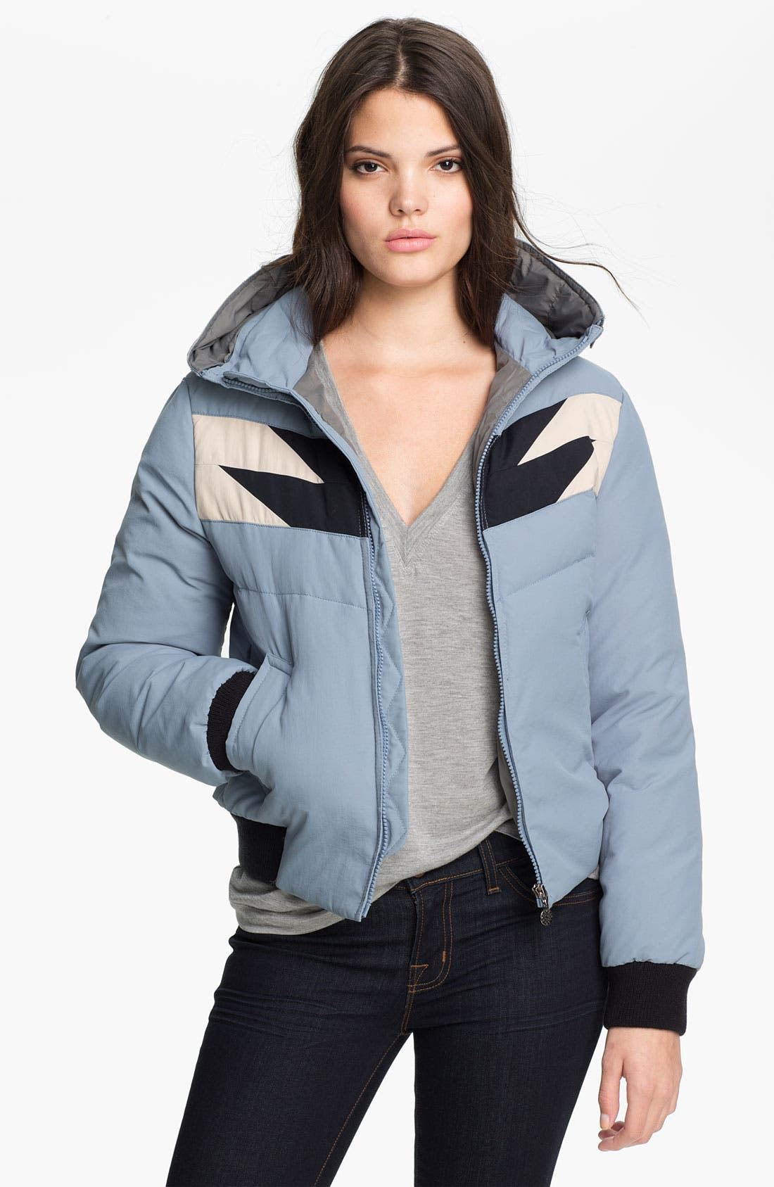 Alternate Image 1 Selected - MARC BY MARC JACOBS 'Powell' Down Jacket