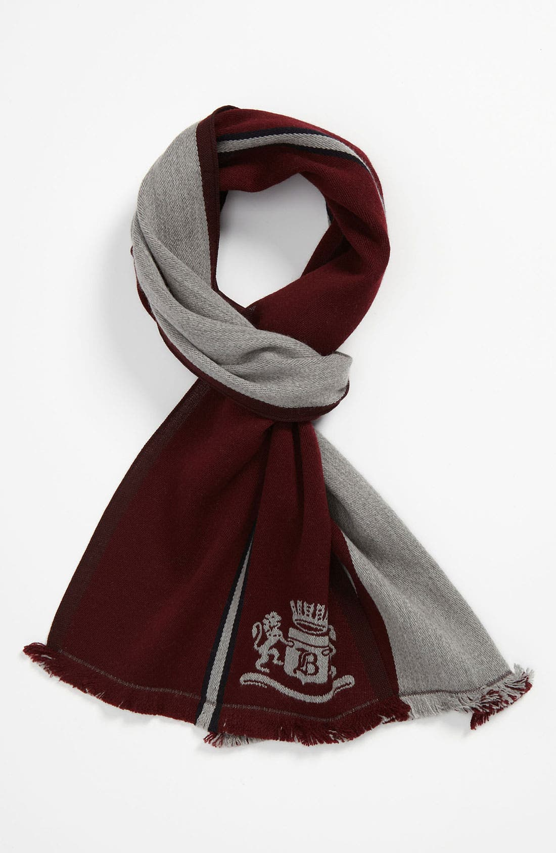 Alternate Image 1 Selected - Brooks Brothers Merino Wool Scarf