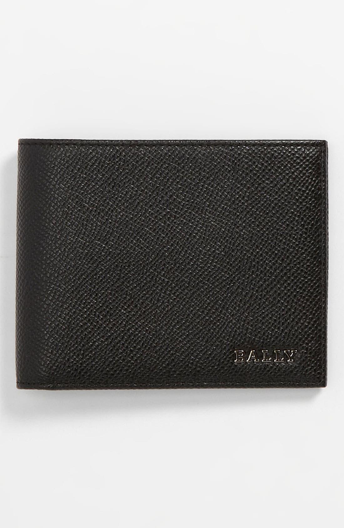 Alternate Image 2  - Bally Calfskin Wallet