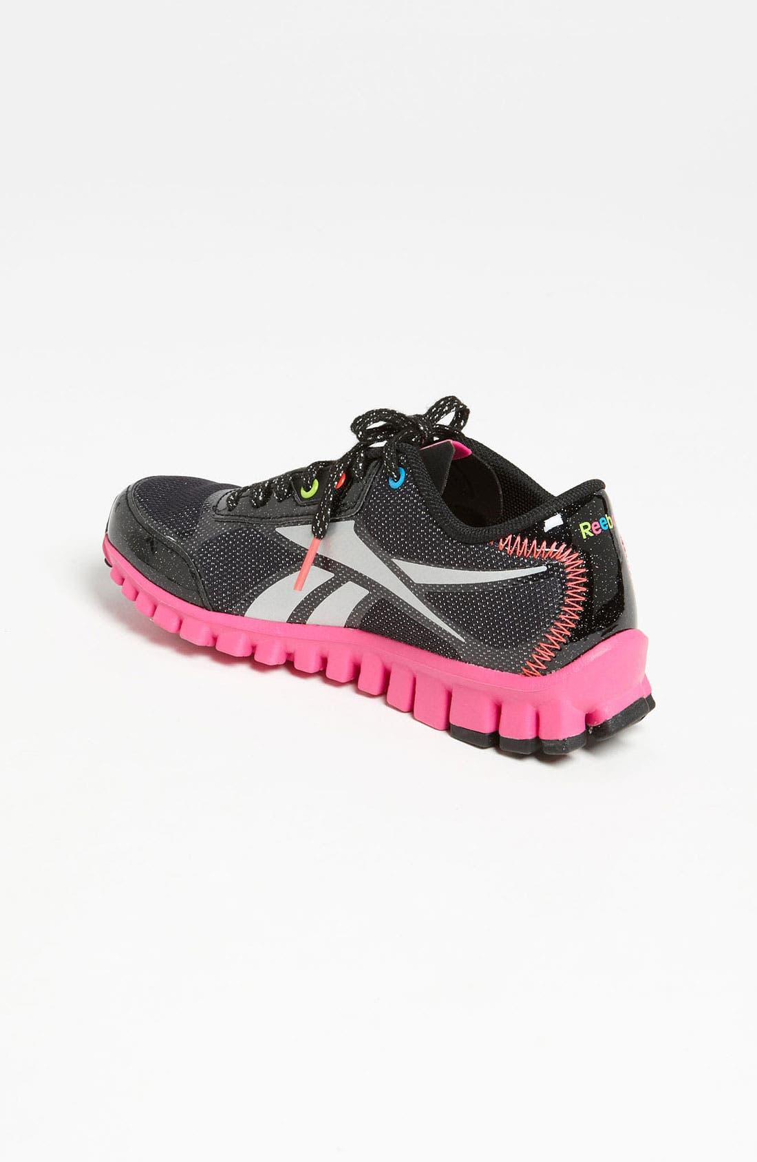 Alternate Image 2  - Reebok 'RealFlex Optimal 3.0' Athletic Shoe (Toddler, Little Kid & Big Kid)