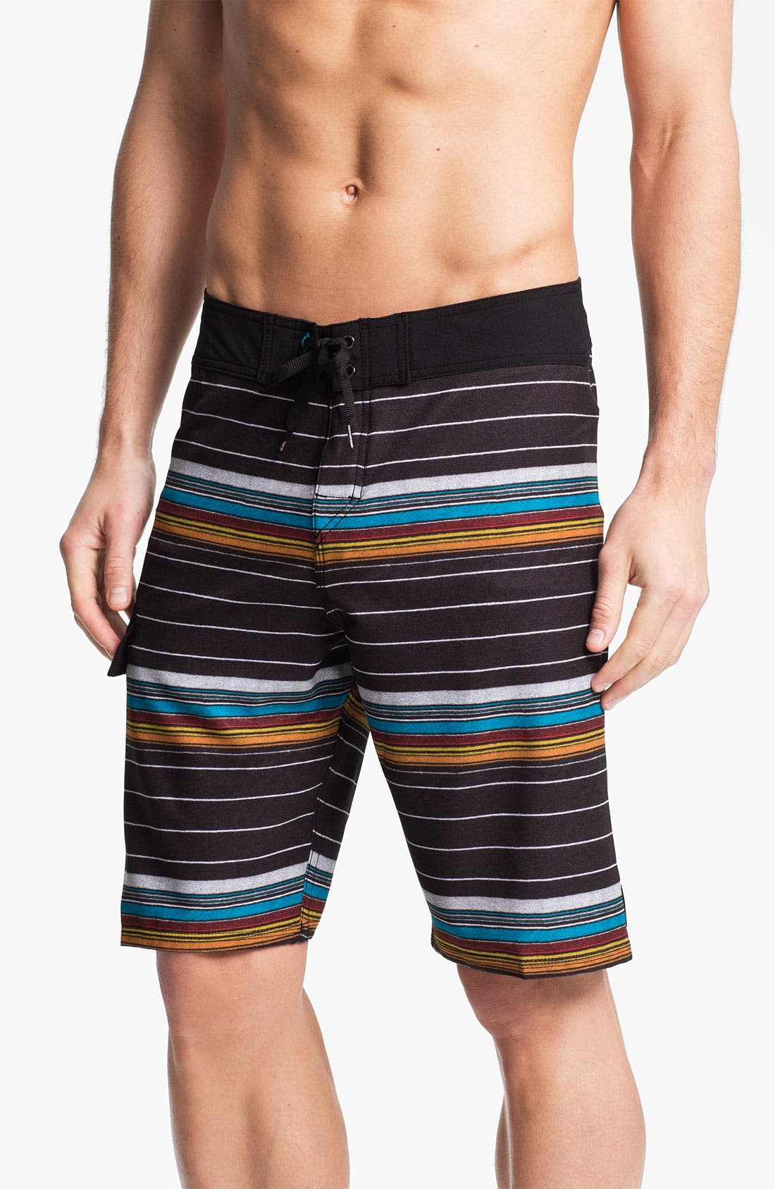 Alternate Image 1 Selected - Quiksilver 'Suit Up' Board Shorts (Online Exclusive)