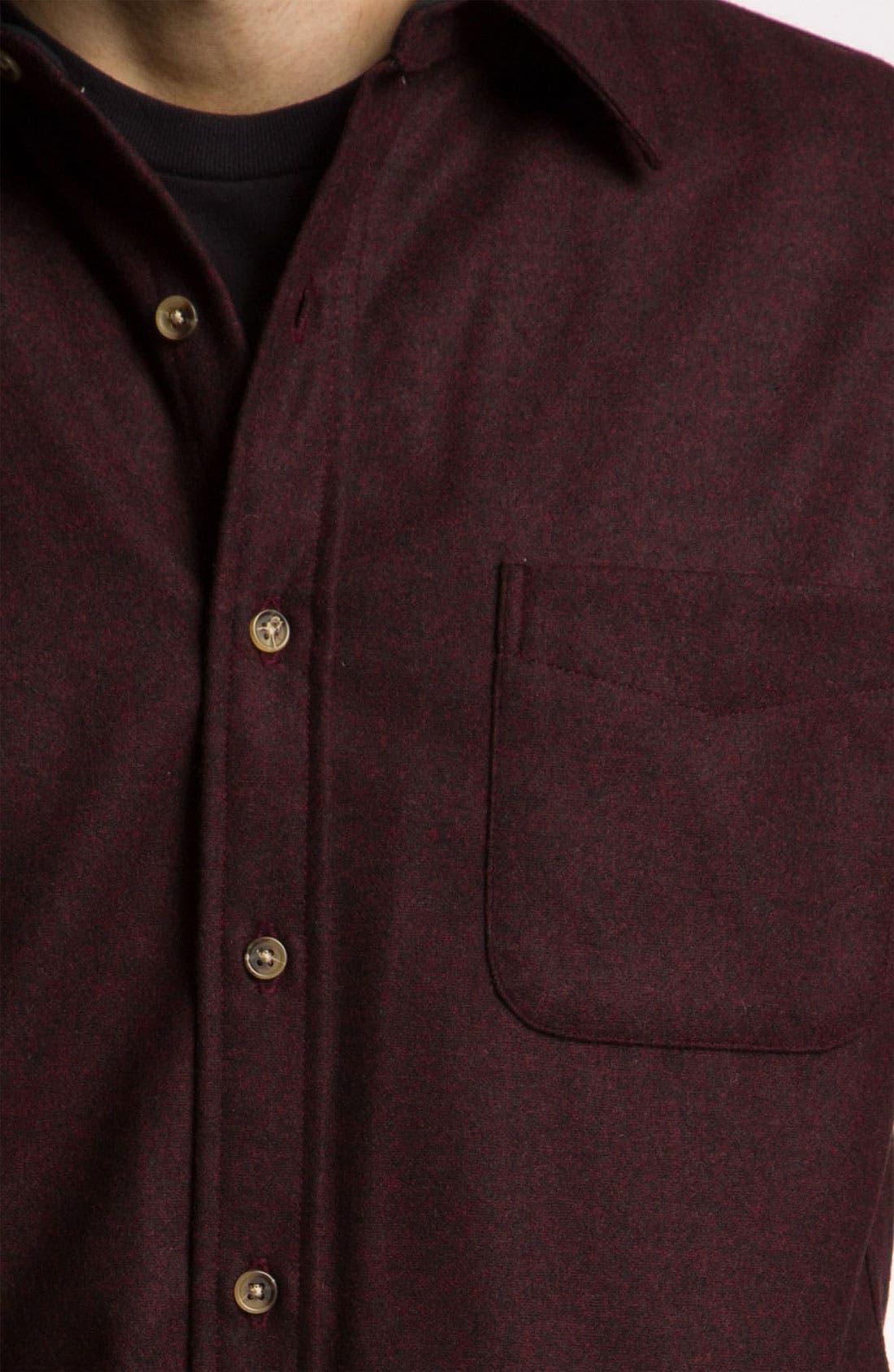 Alternate Image 3  - Pendleton Virgin Wool Woven Shirt