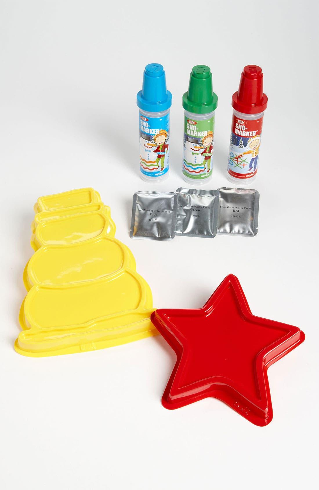 Alternate Image 1 Selected - Poof-Slinky Snow Art Kit