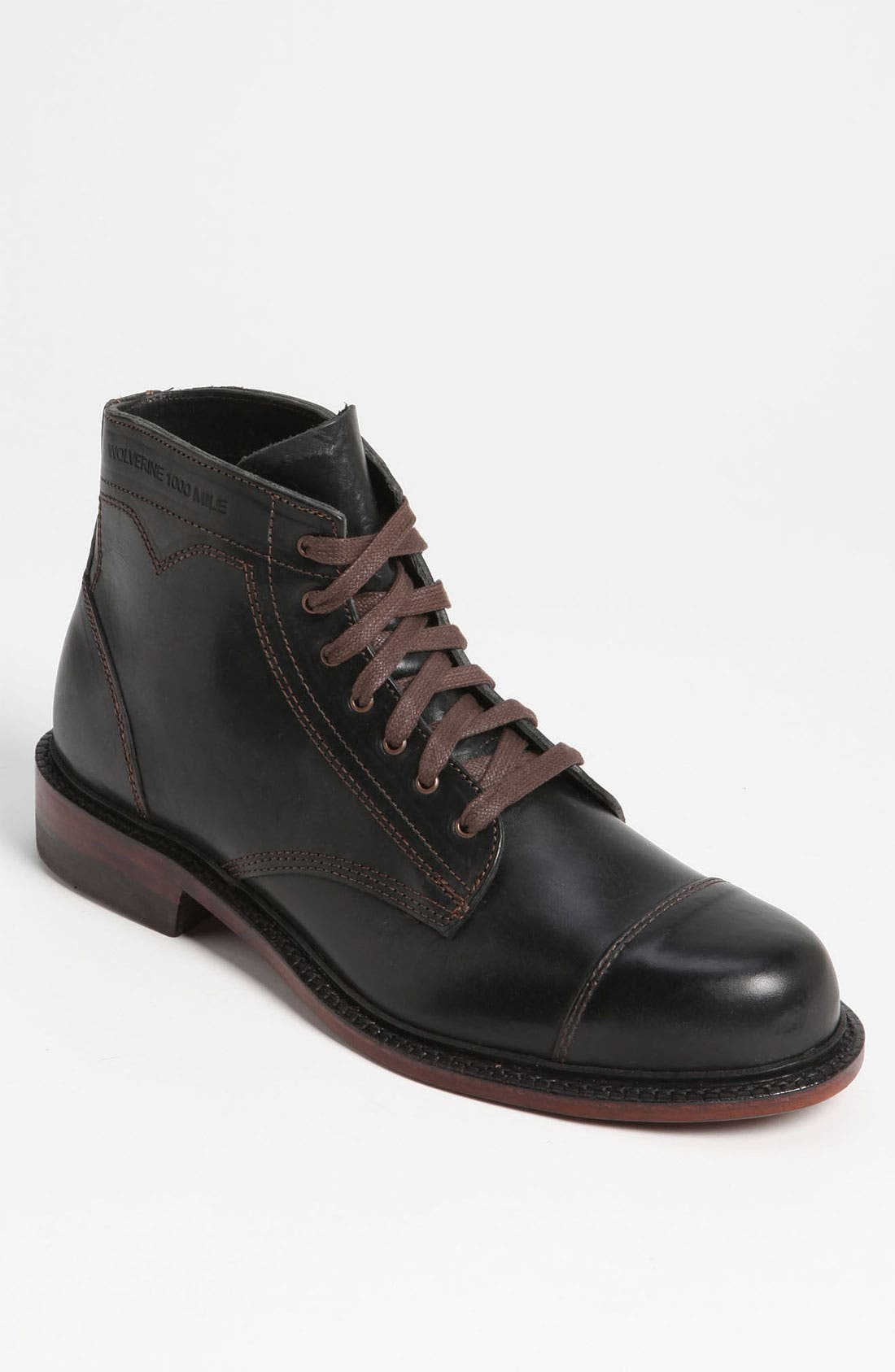 Alternate Image 1 Selected - Wolverine '1000 Mile - Krause' Cap Toe Boot
