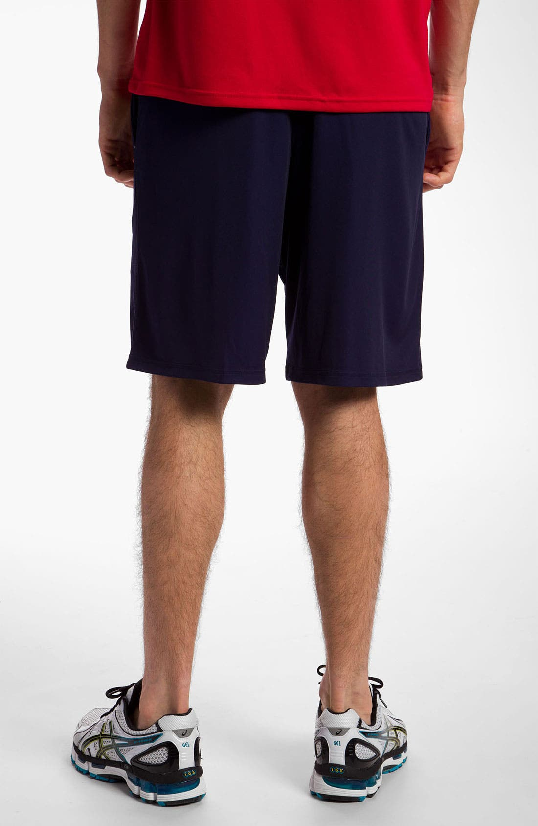 Alternate Image 2  - Under Armour 'Micro' HeatGear™ Knit Shorts