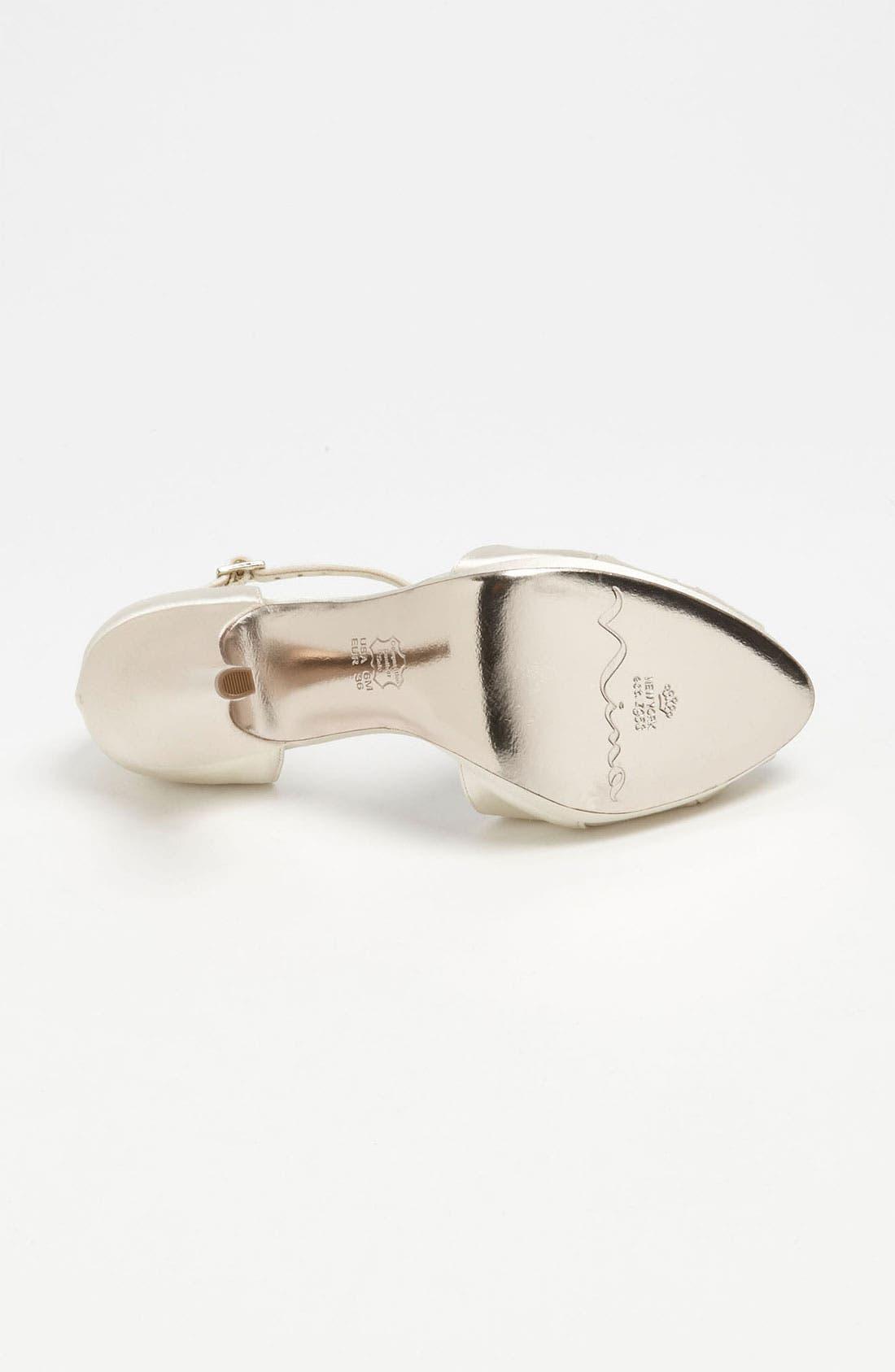 Alternate Image 4  - Nina 'Elizia' Sandal (Online Only)