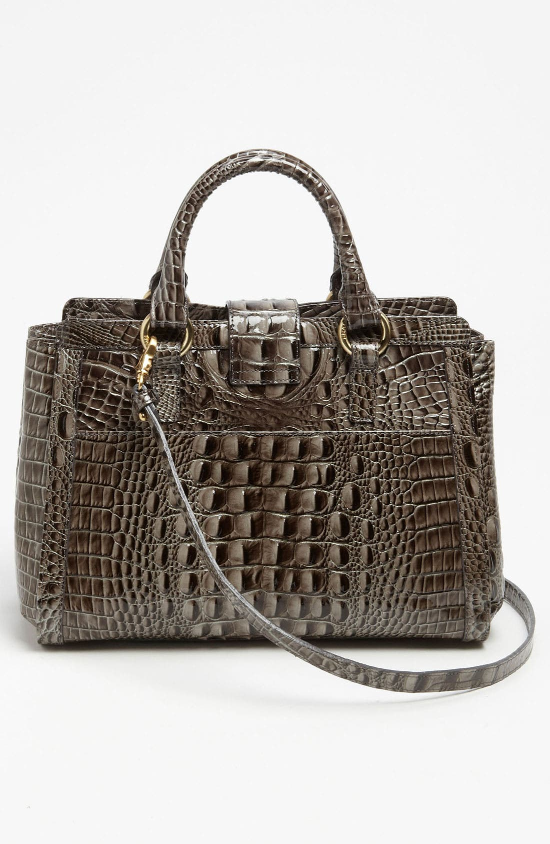 Alternate Image 4  - Brahmin 'Annabelle' Glossy Leather Tote