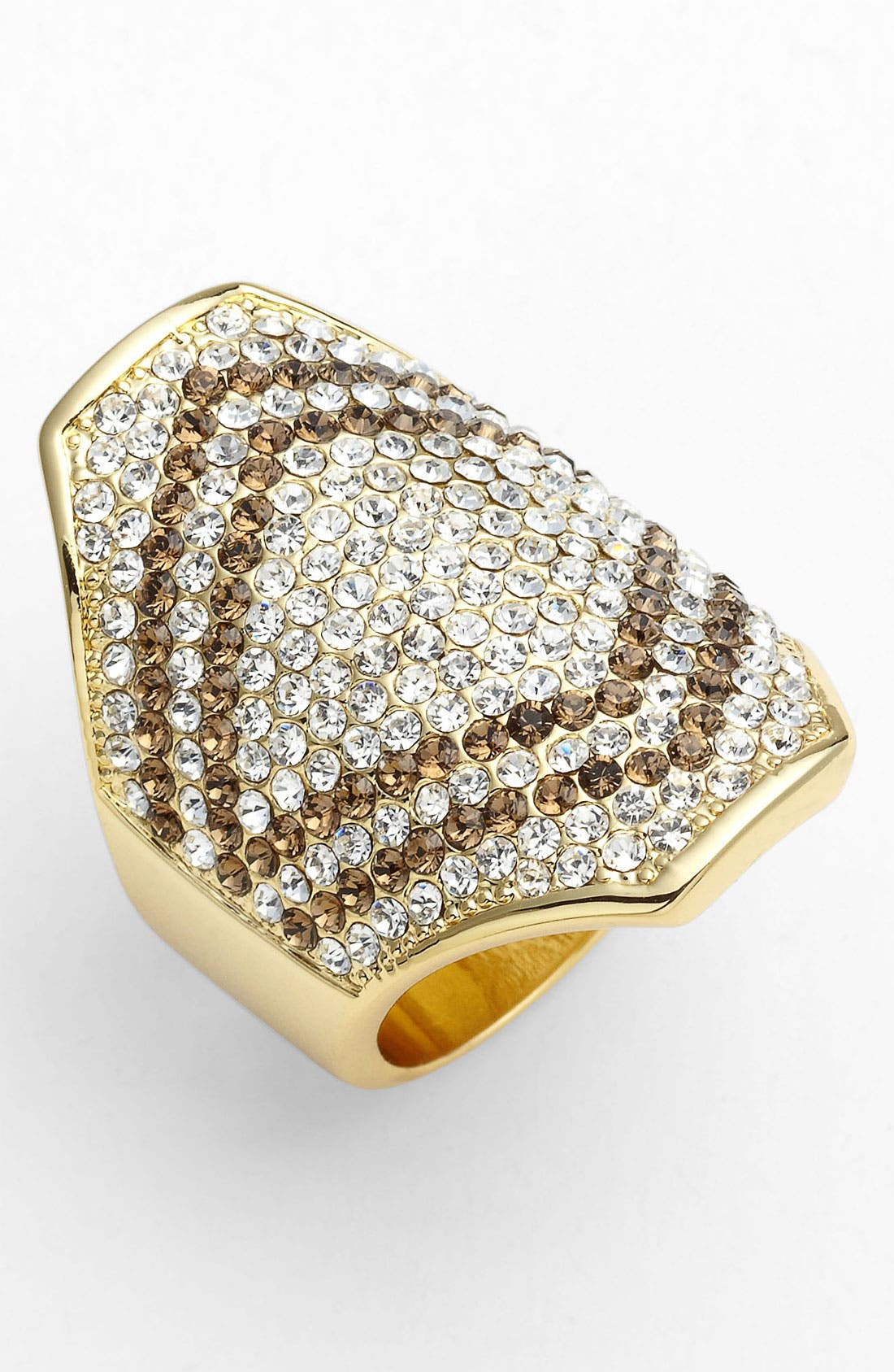 Main Image - Vince Camuto Chevron Cocktail Ring