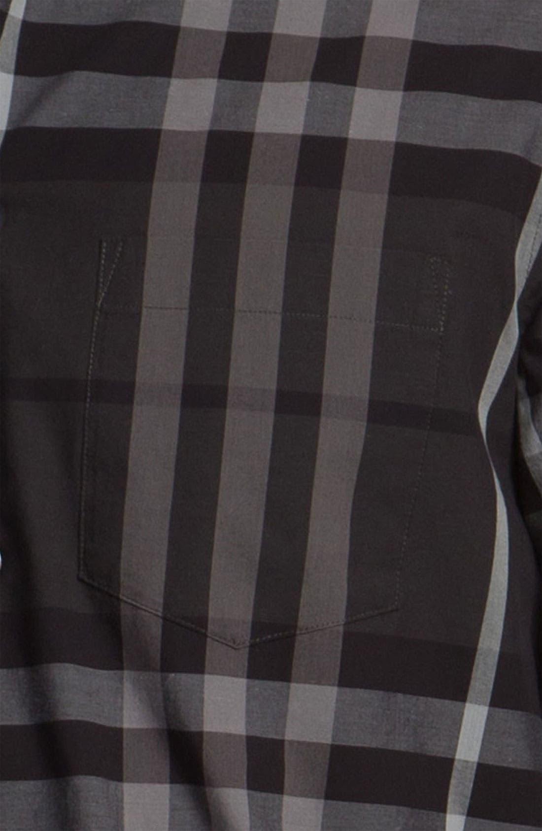 Alternate Image 3  - Burberry London Pajama Set