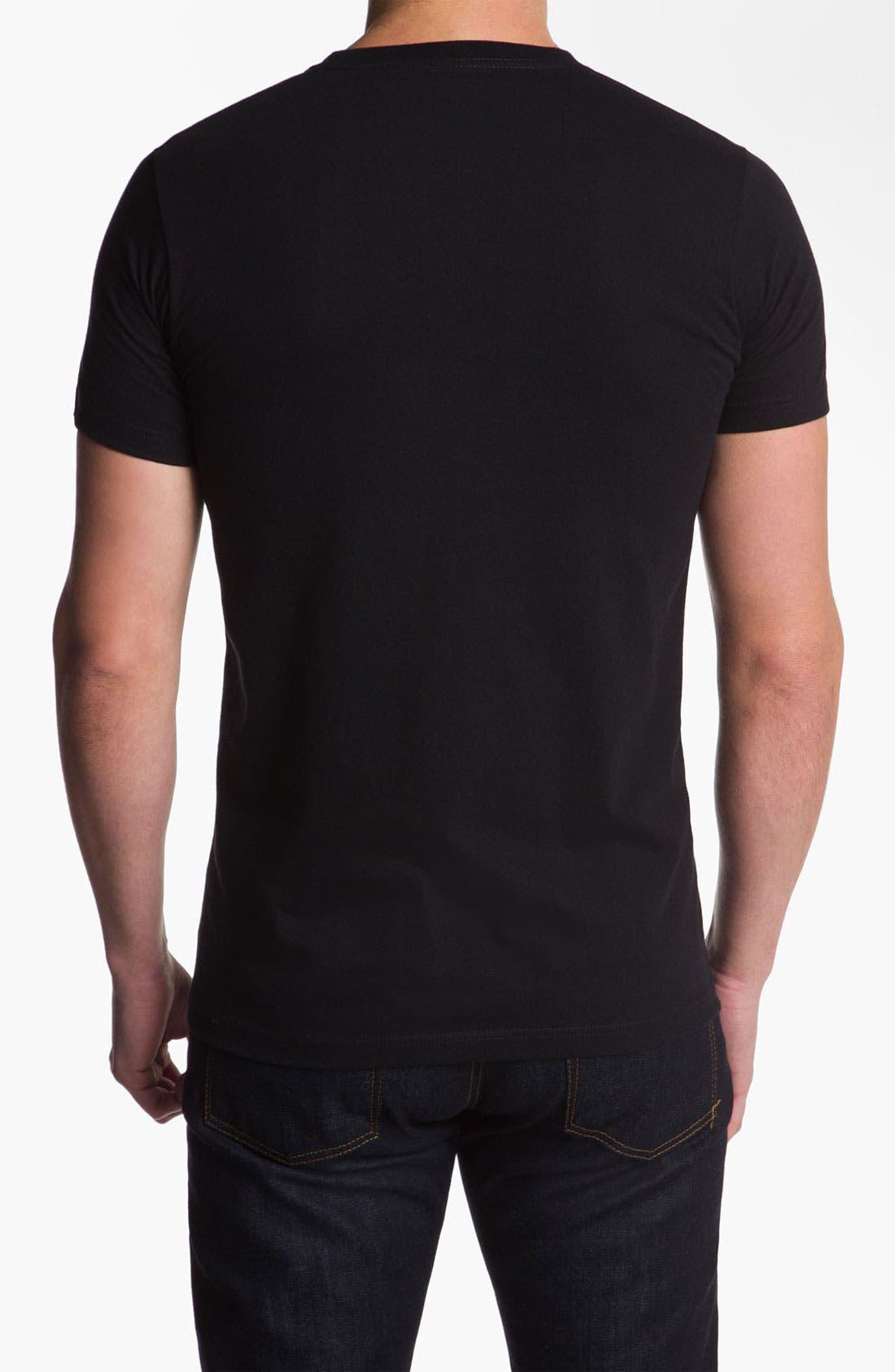 Alternate Image 2  - Imaginary Foundation 'Plunge' T-Shirt
