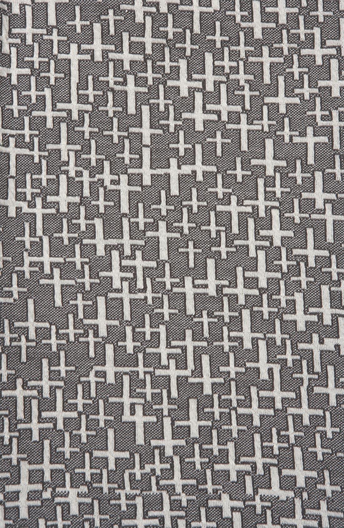 Alternate Image 3  - Topshop 'Cross' Knit Dress