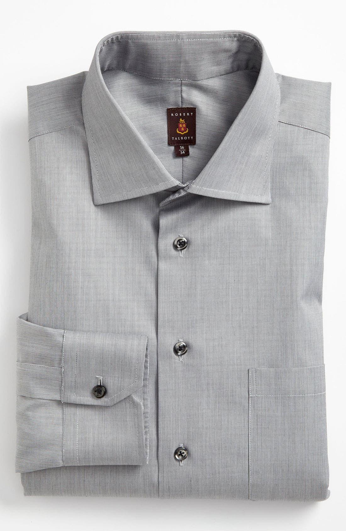 Alternate Image 1 Selected - Robert Talbott Regular Fit Dress Shirt (Online Only)