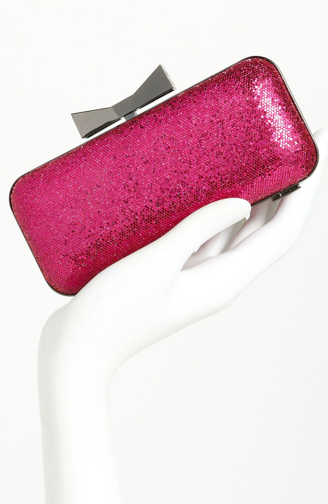 Alternate Image 2  - Natasha Couture 'Glitter' Clutch