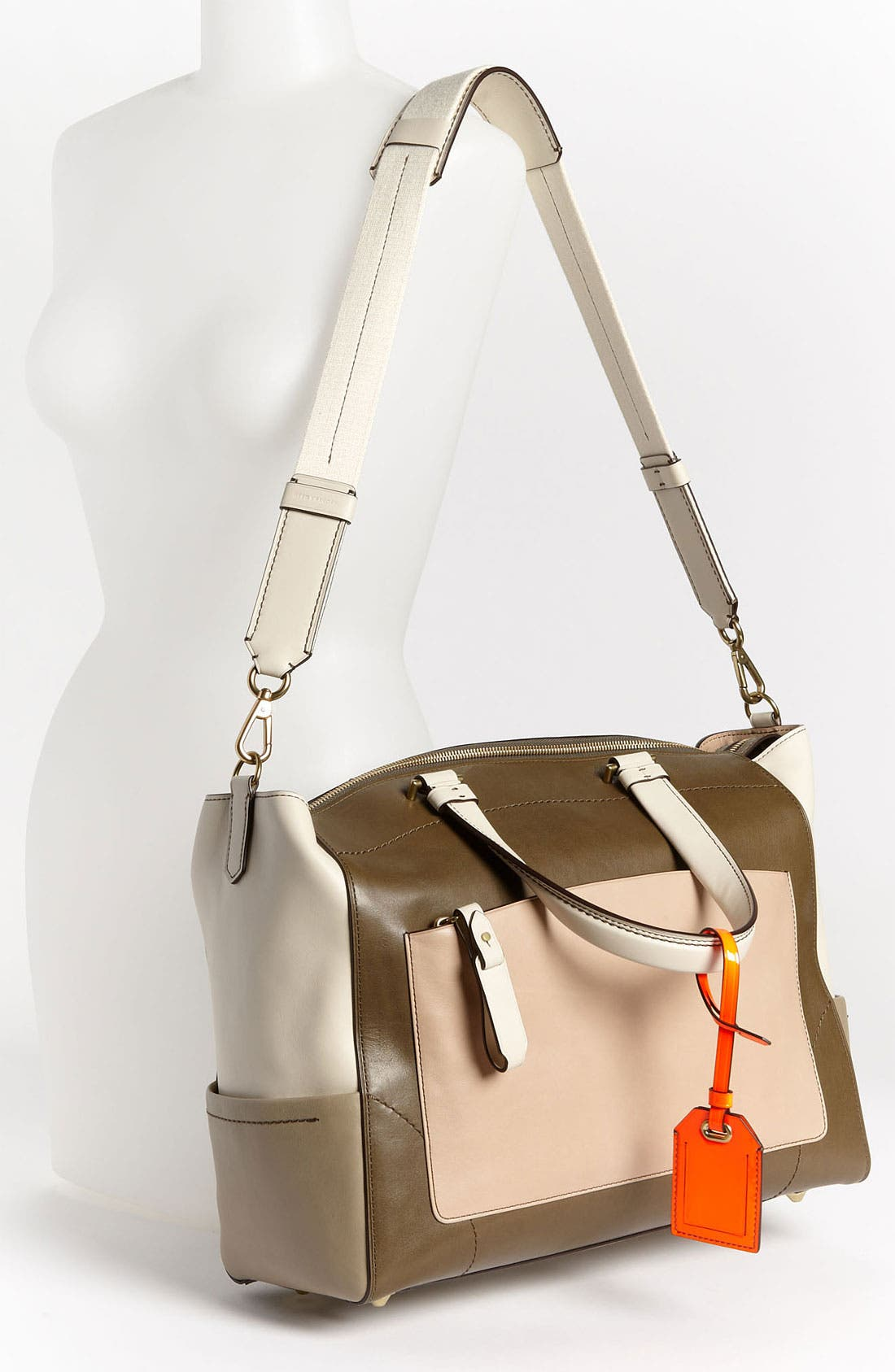 Alternate Image 2  - Reed Krakoff 'Uniform' Leather Tote