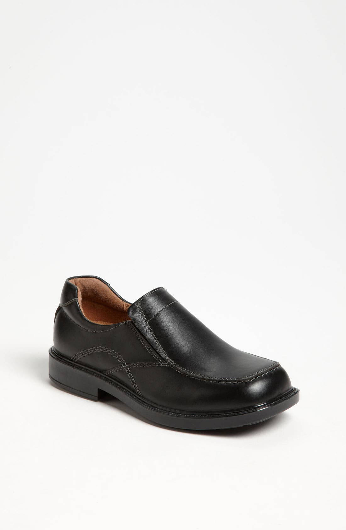Main Image - Hush Puppies® 'Claremont' Loafer (Toddler, Little Kid & Big Kid)