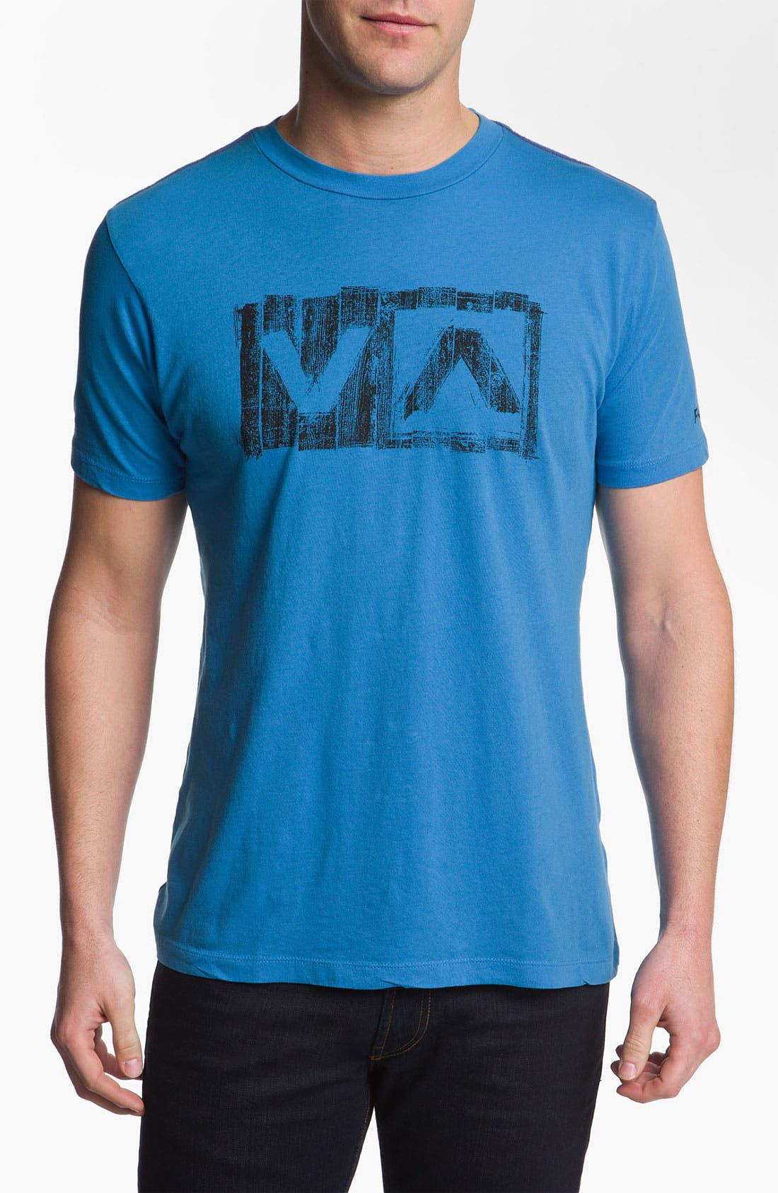 Main Image - RVCA 'Boardwalk' Vintage Wash T-Shirt