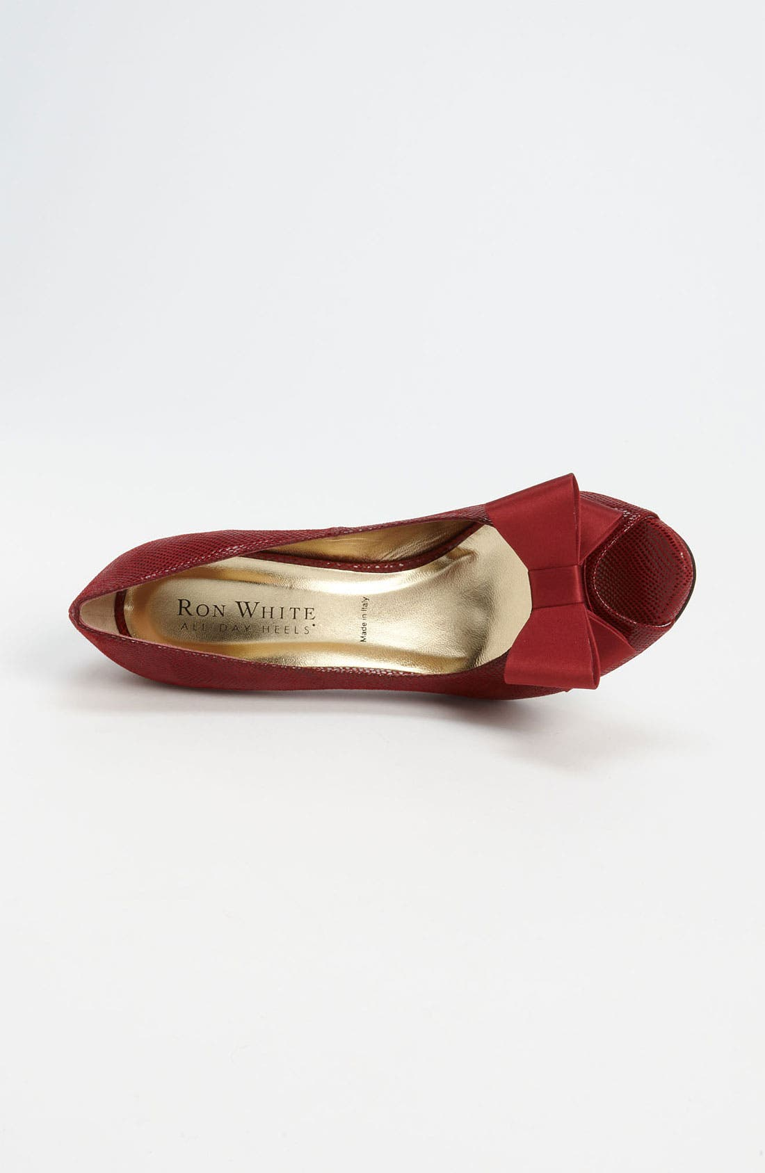 Alternate Image 3  - Ron White 'Fiona' Pump