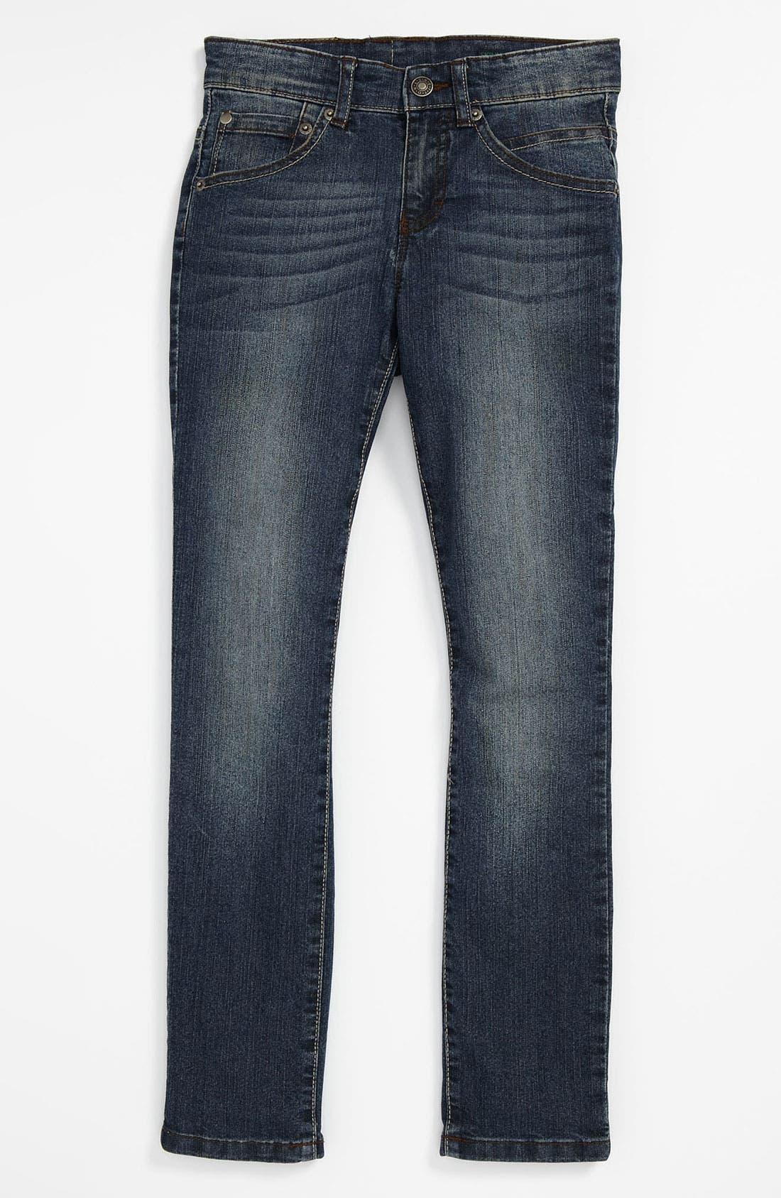 Alternate Image 2  - United Colors of Benetton Kids Skinny Leg Jeans (Little Boys & Big Boys)