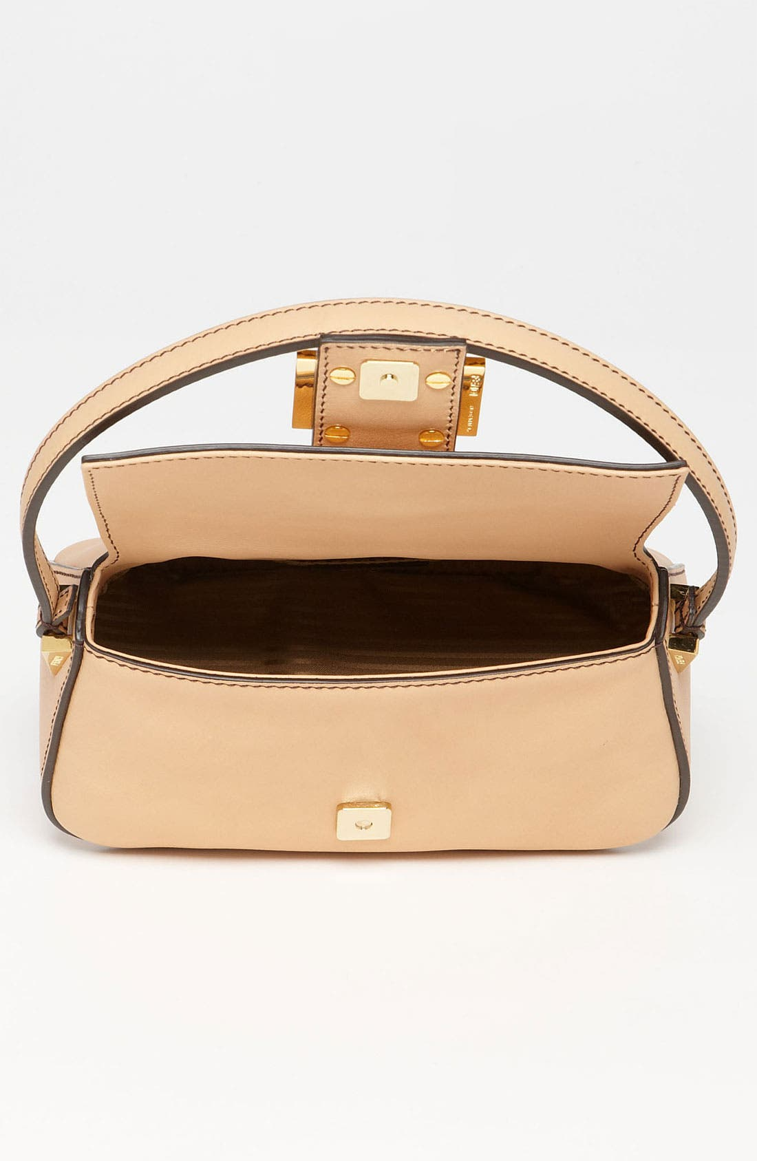 Alternate Image 3  - Fendi 'Mamma - Mini' Leather Shoulder Bag