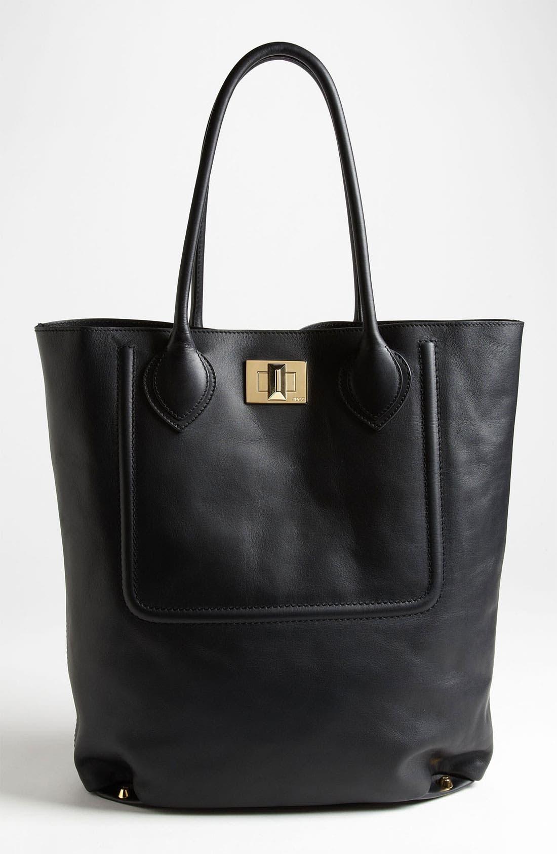 Alternate Image 1 Selected - Emilio Pucci Leather Tote