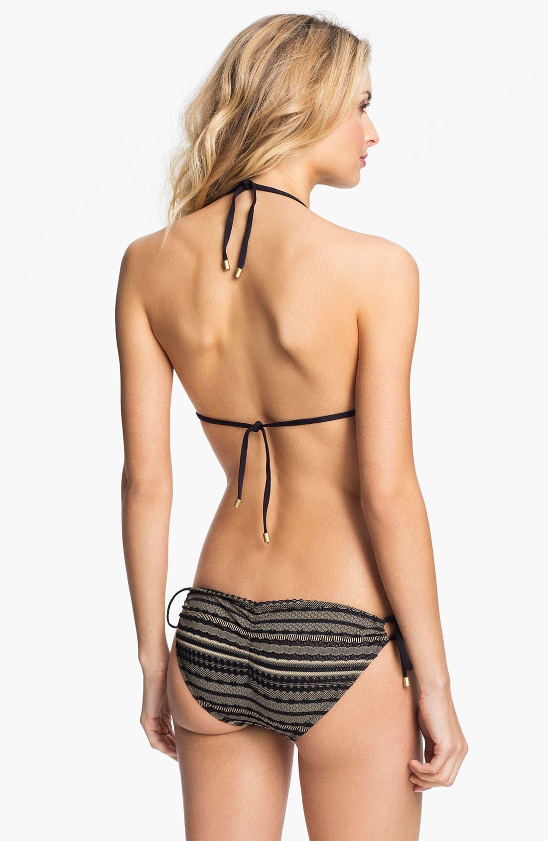 Alternate Image 5  - Vitamin A® 'Cosmo' Bikini Top