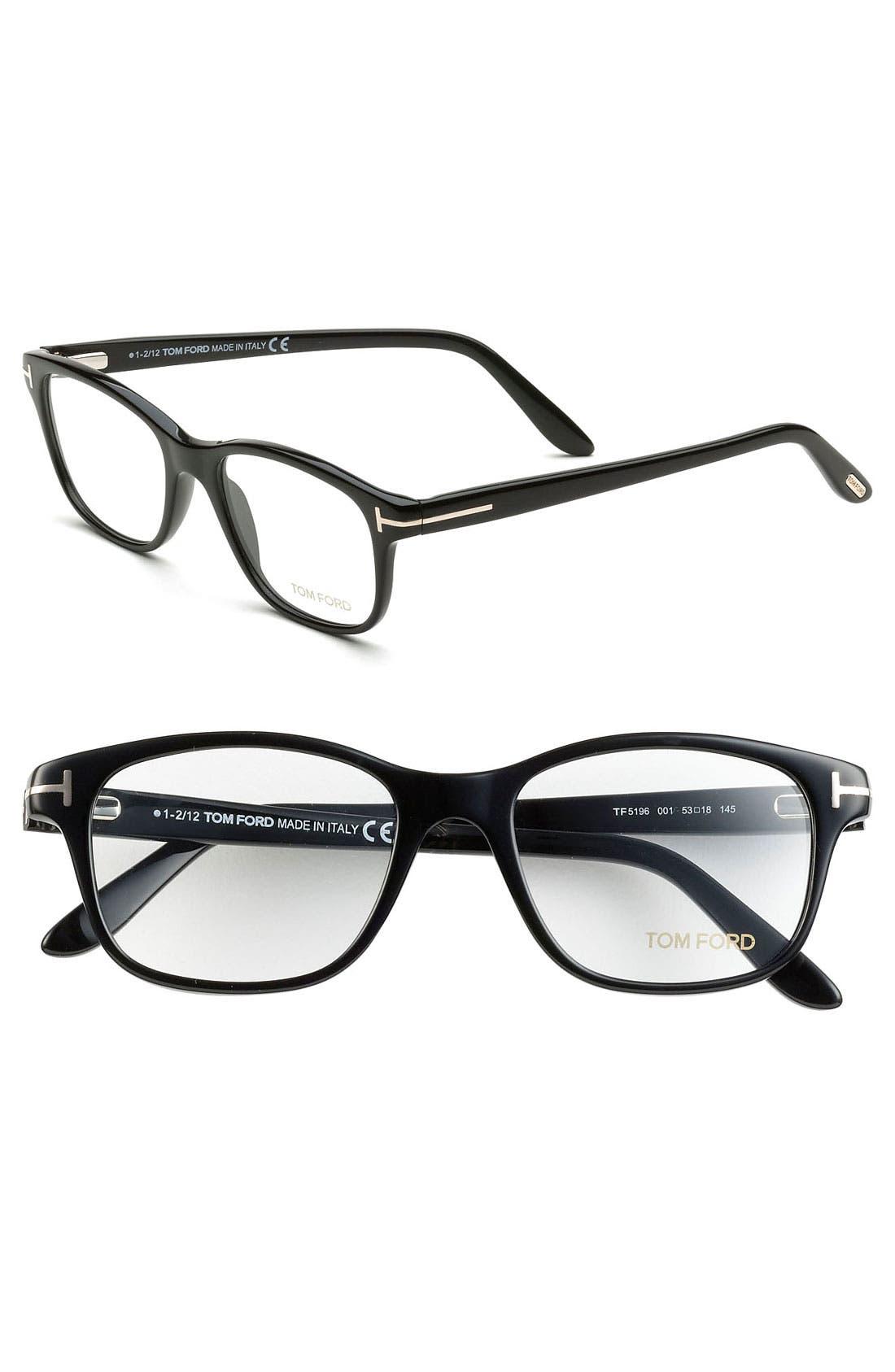 Alternate Image 2  - Tom Ford 53mm Optical Glasses (Online Only)