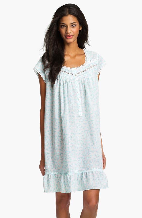 Eileen West \'Glass Sky\' Short Nightgown | Nordstrom