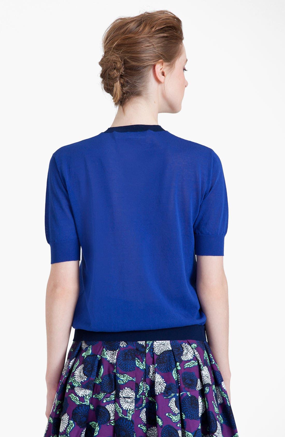 Alternate Image 2  - Marni Bicolor Sweater