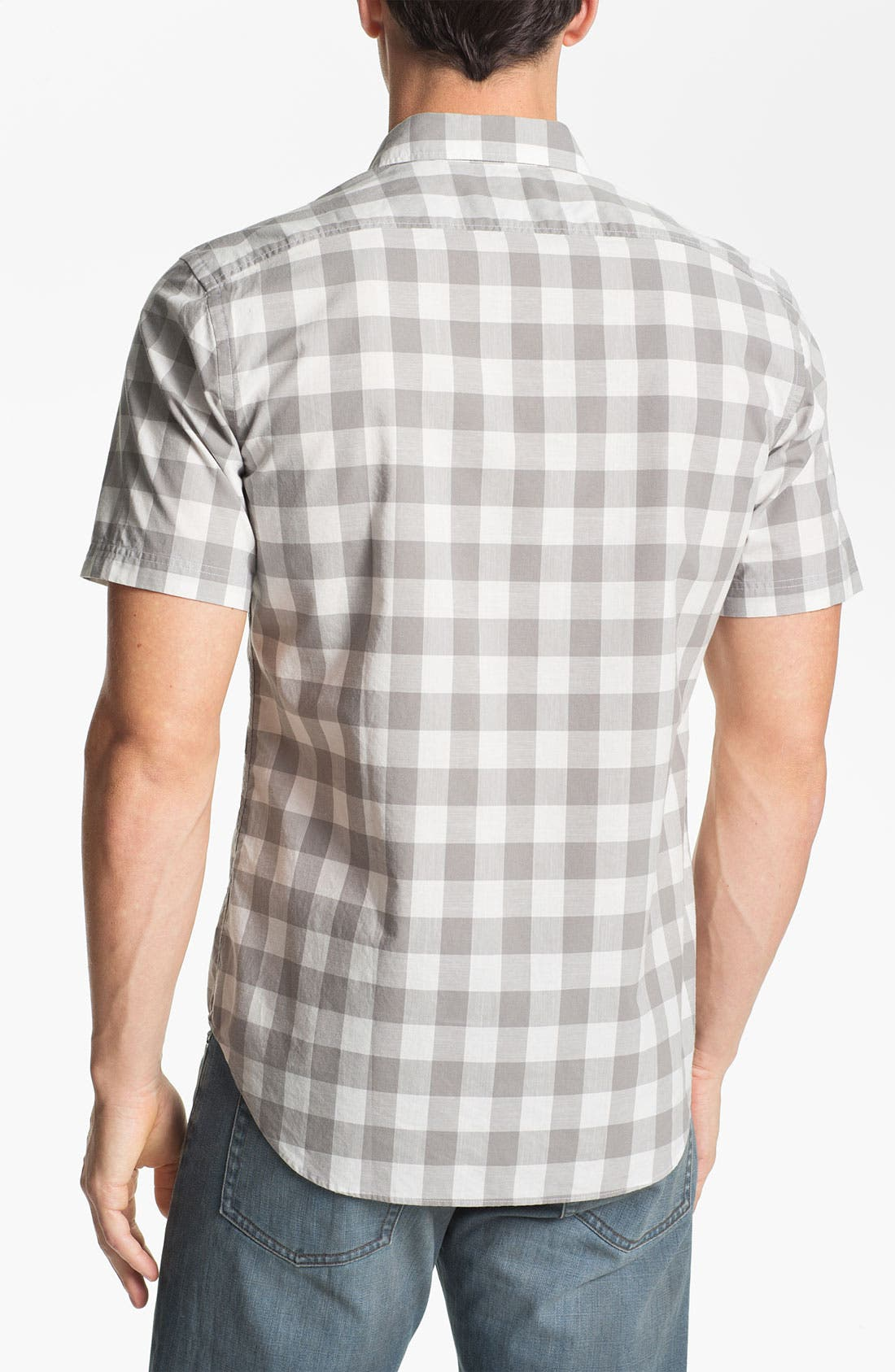Alternate Image 2  - Burberry Brit 'Henry' Classic Fit Sport Shirt