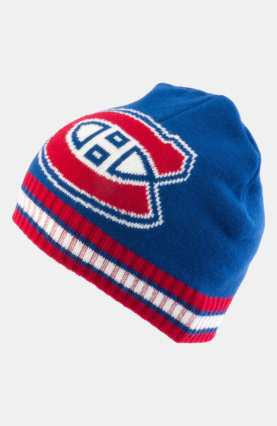 Alternate Image 1 Selected - American Needle 'Montreal Canadiens - Right Wing' Knit Hat
