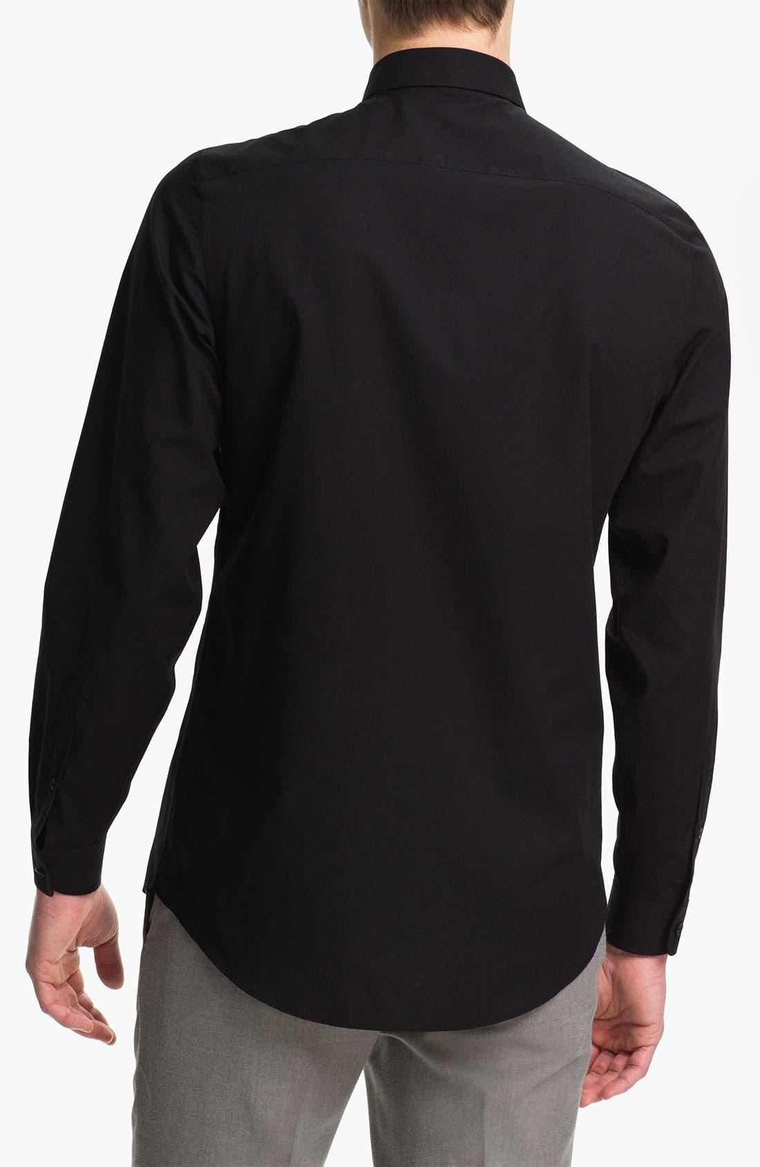 Alternate Image 2  - Topman Dress Shirt