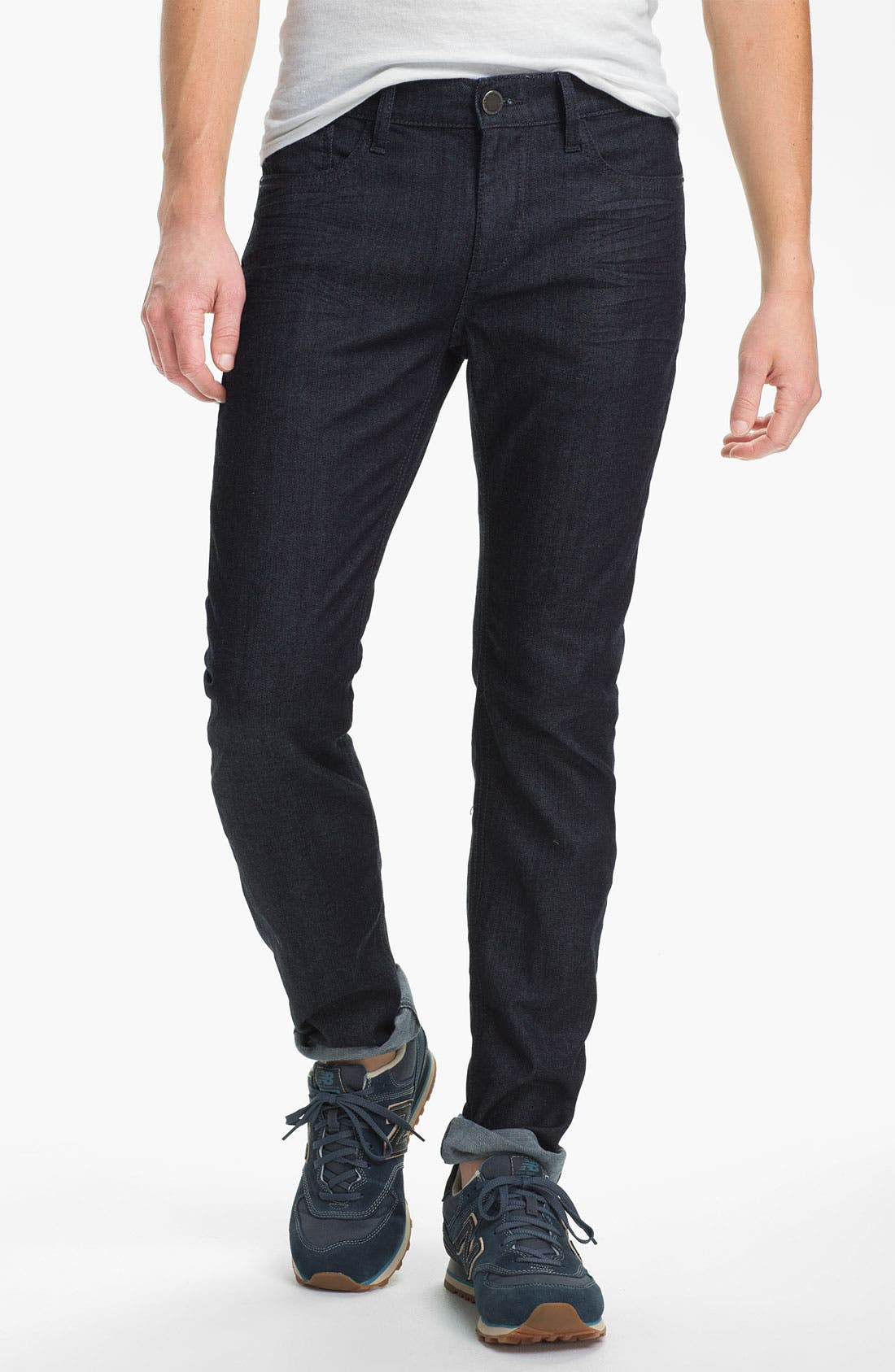 Alternate Image 1 Selected - DL1961 'Nick' Slim Straight Leg Jeans (Sullivan) (Online Only)