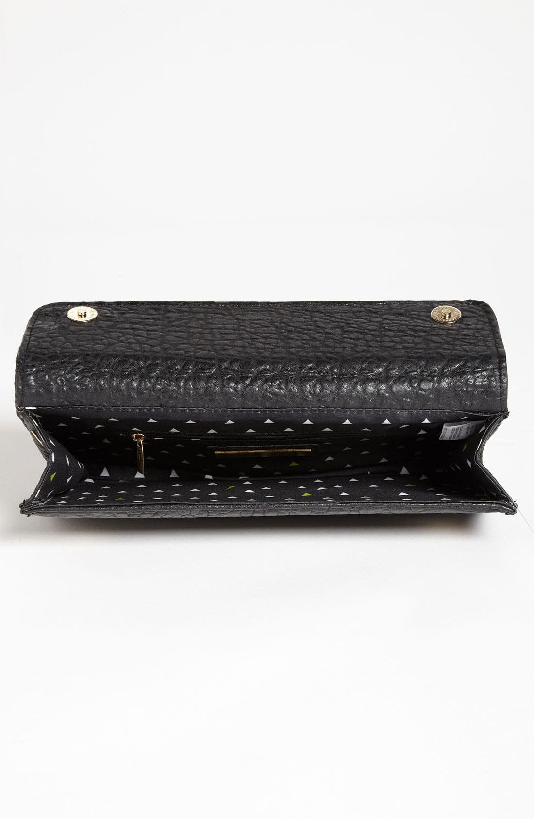Alternate Image 3  - Street Level Studded Cuff Clutch