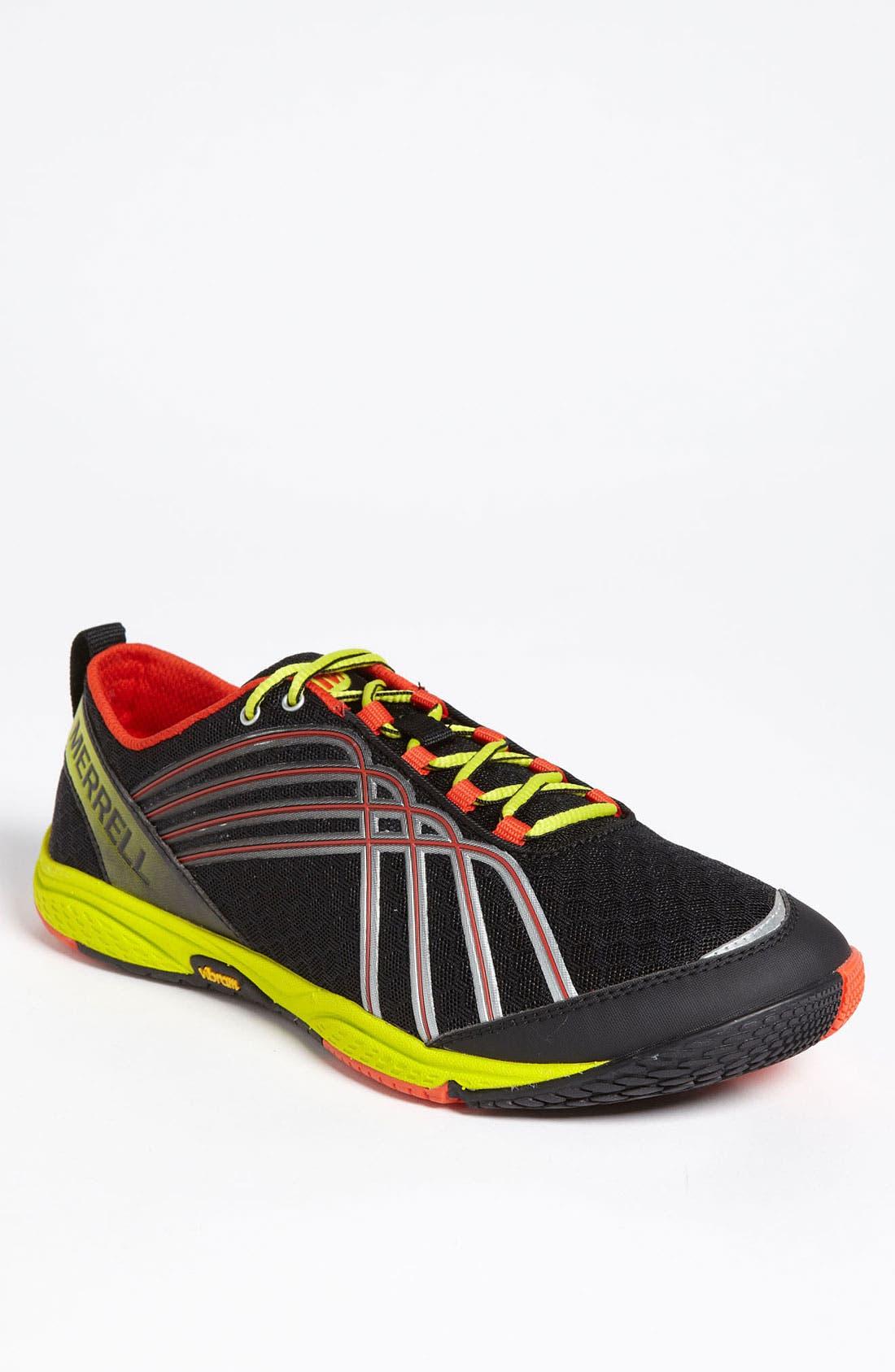 Alternate Image 1 Selected - Merrell 'Road Glove 2' Running Shoe (Men)