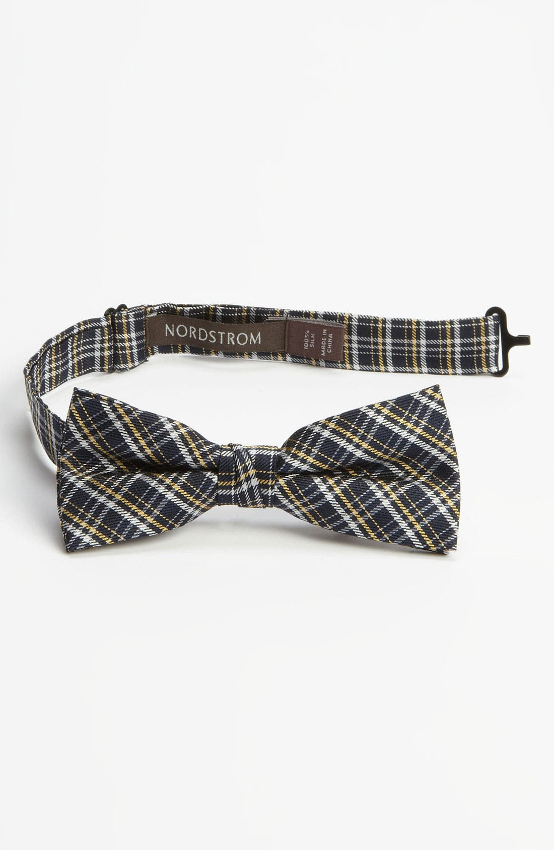 Alternate Image 1 Selected - Nordstrom Silk Bow Tie (Little Boys)