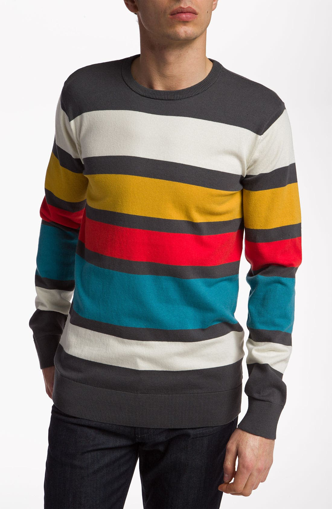 Alternate Image 1 Selected - Quiksilver 'Casting' Sweater