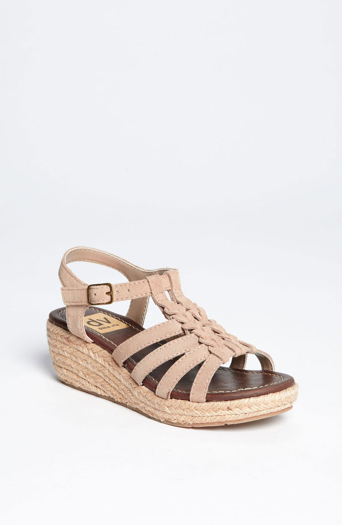Alternate Image 1 Selected - DV by Dolce Vita 'Taz' Sandal (Toddler, Little Kid & Big Kid)
