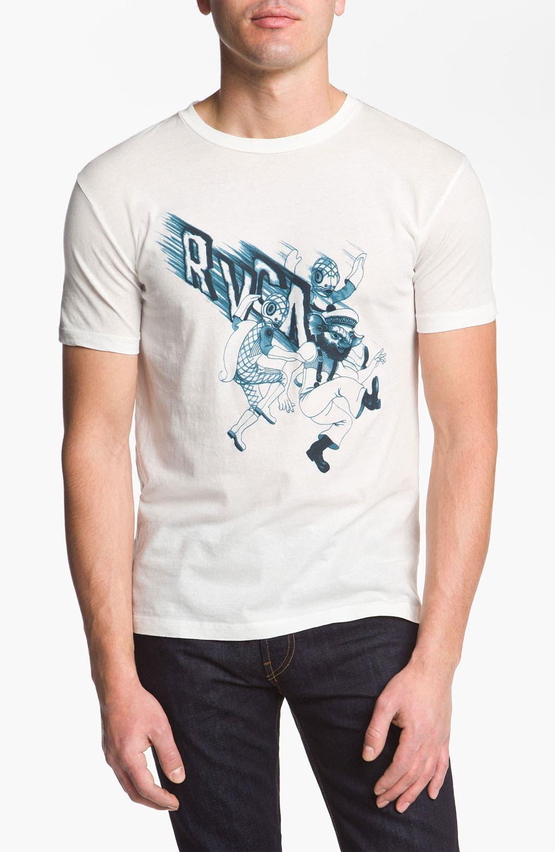 Main Image - RVCA 'Ballistic' T-Shirt