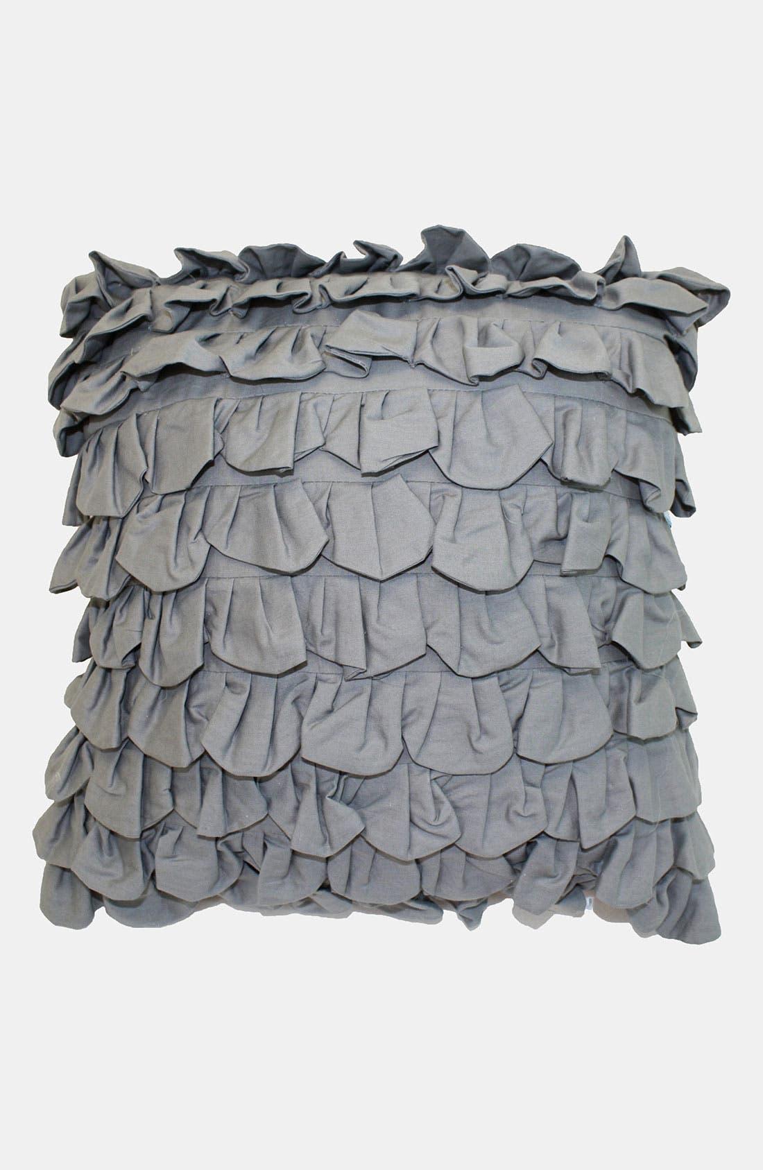 Main Image - Laundry by Shelli Segal 'Nanette' Ruffled Pillow