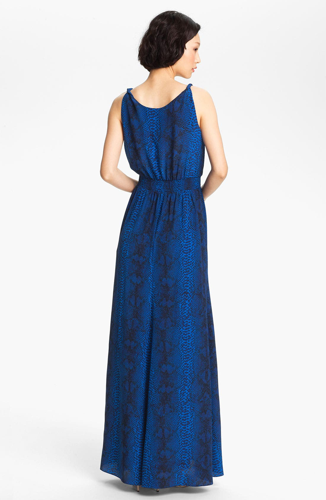 Alternate Image 2  - Jay Godfrey 'Powell' Twisted Strap Silk Maxi Dress (Nordstrom Exclusive)